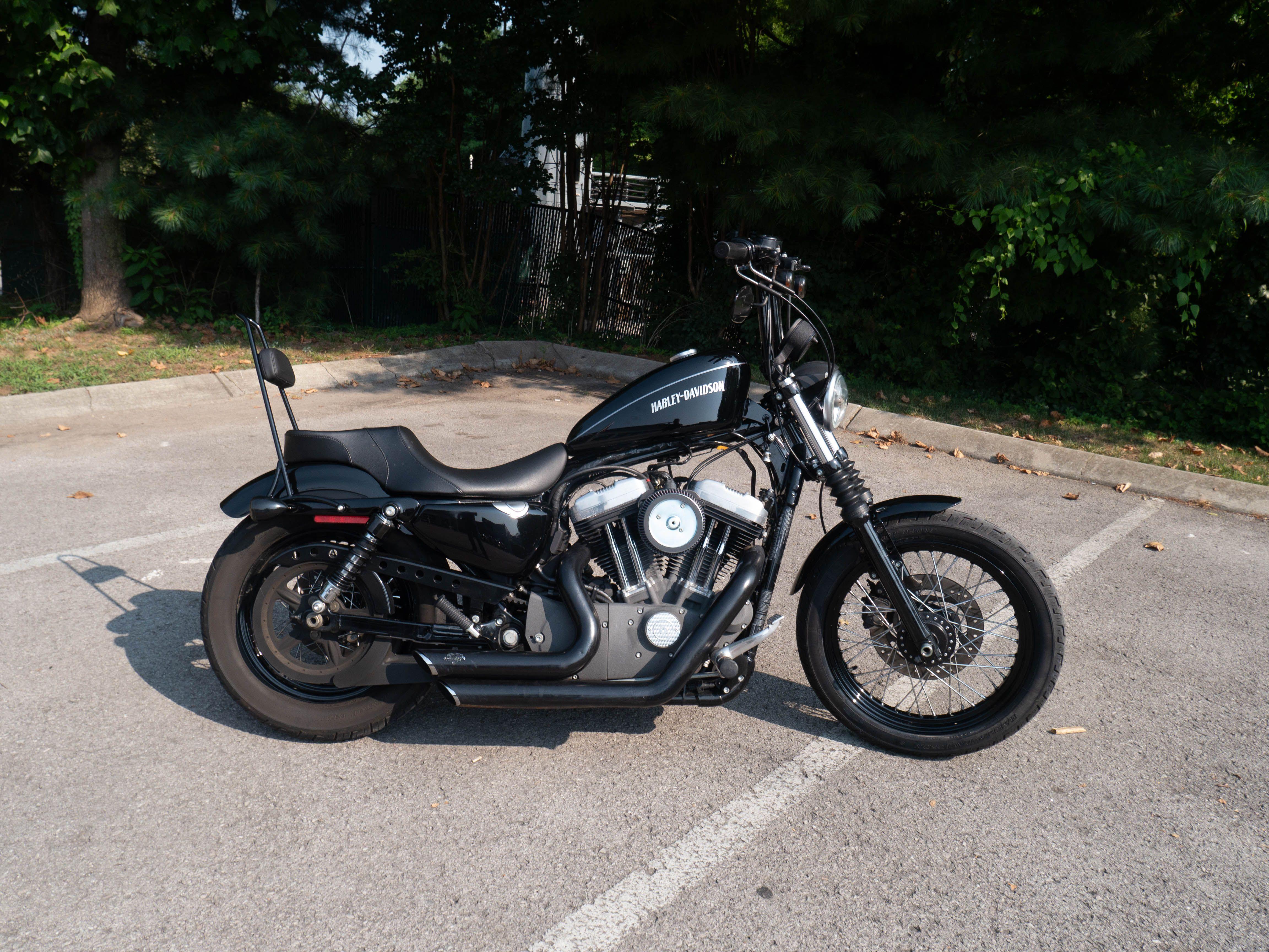 Pre-Owned 2011 Harley-Davidson 1200 Nightster
