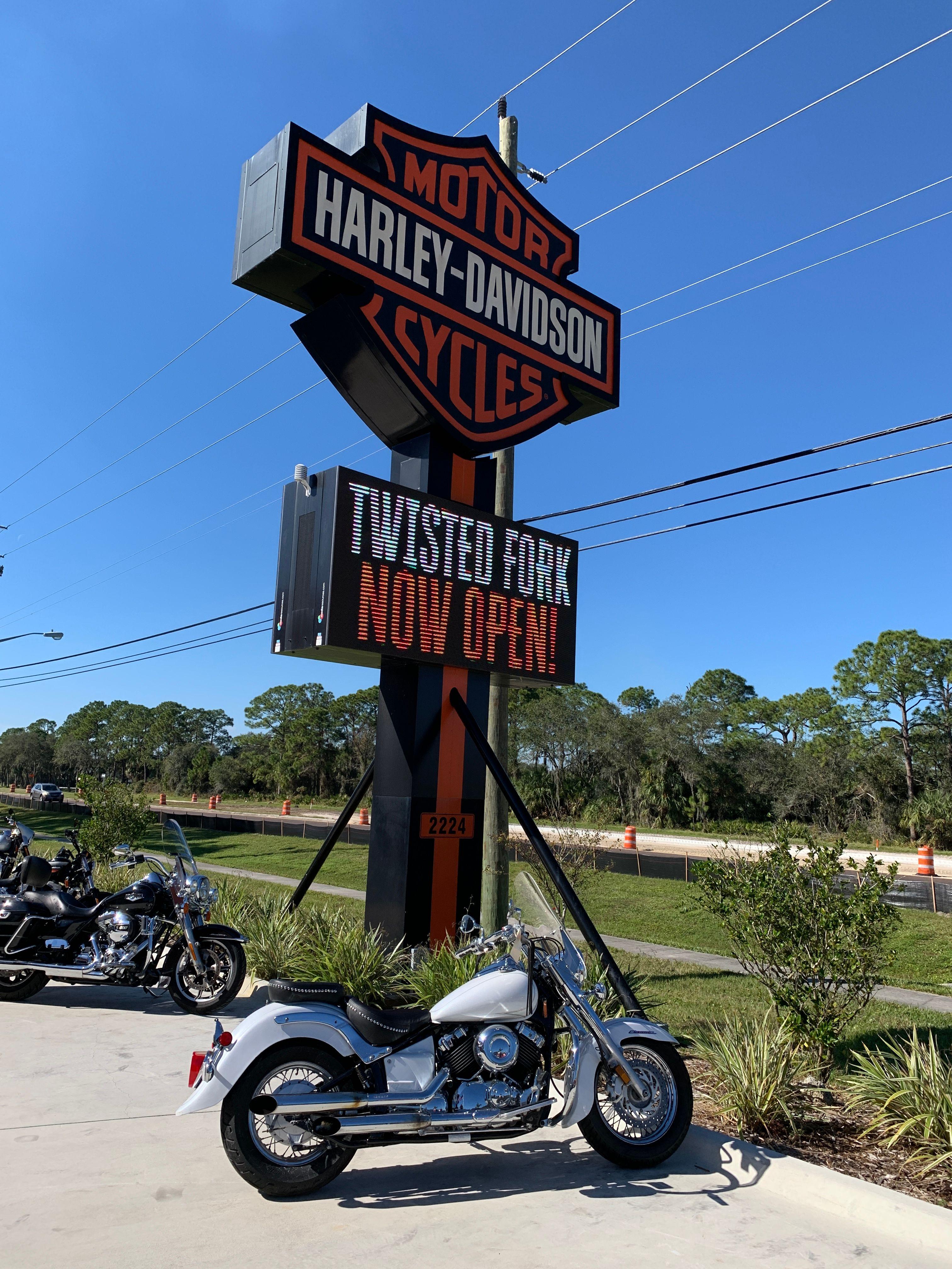 137 Used Bikes In Stock In Port Charlotte Bert S Black Widow Harley Davidson