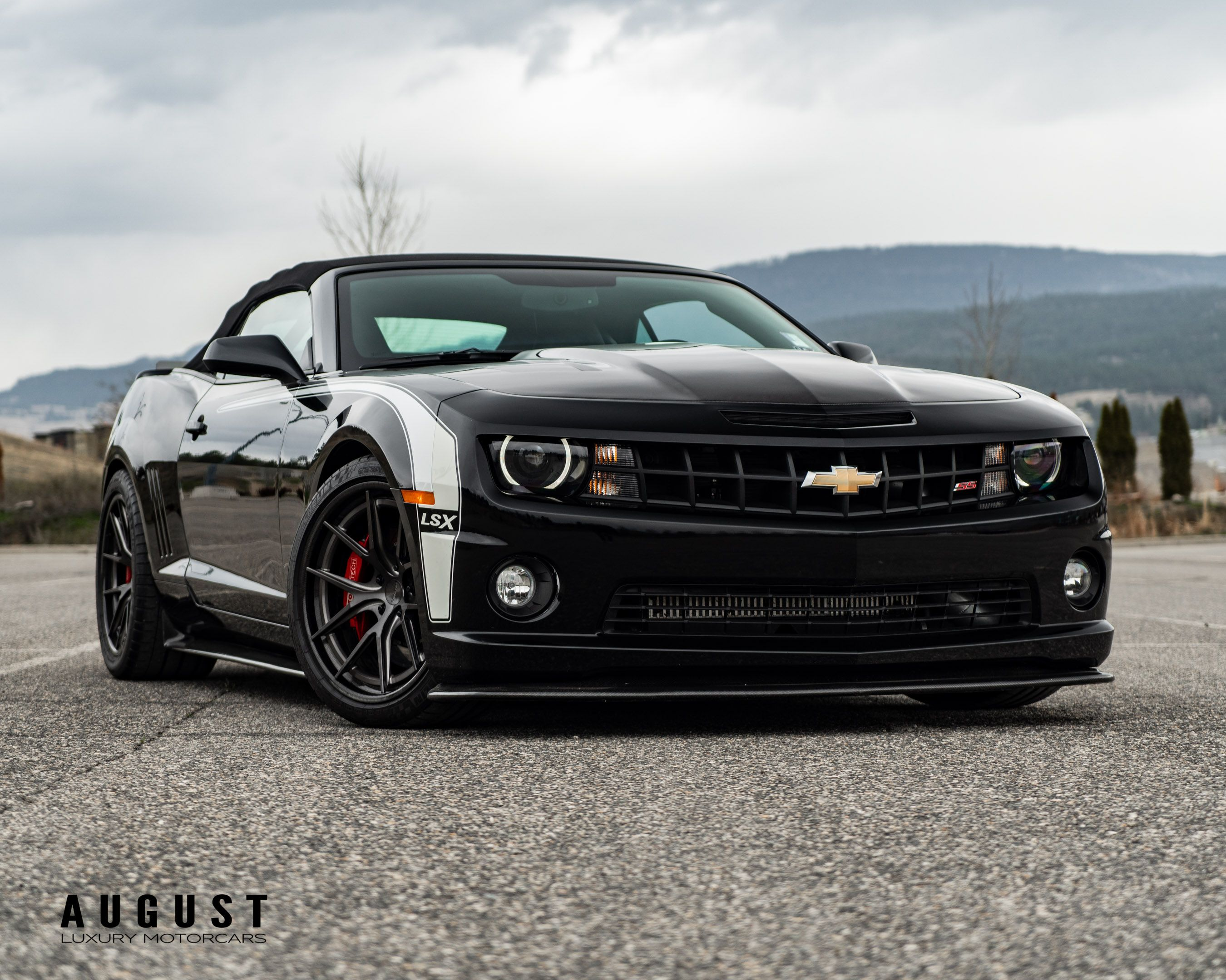 Pre-Owned 2011 Chevrolet Camaro 2SS Convertible Hennessey HPE1000 Twin Turbo 1000HP