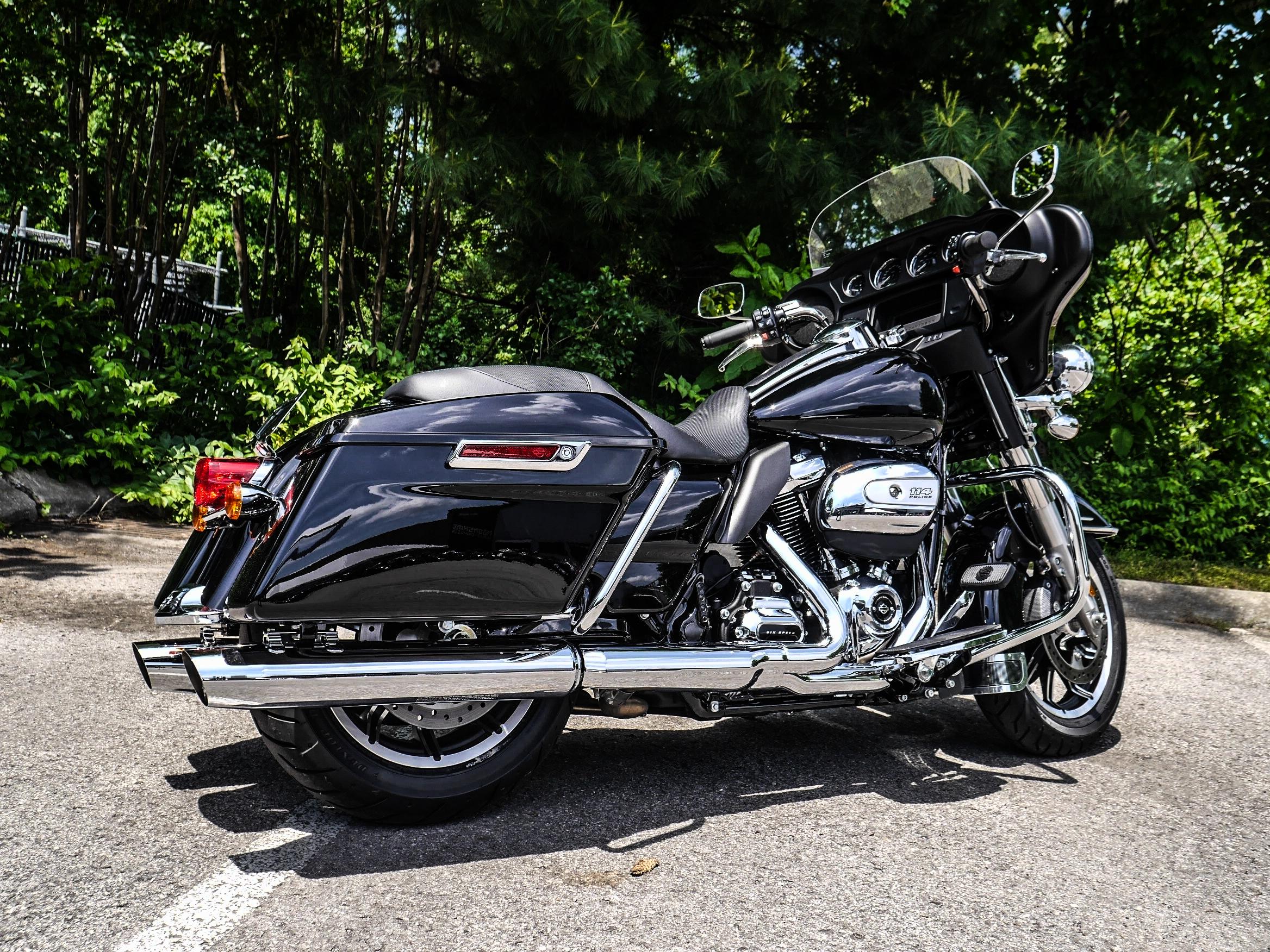 New 2020 Harley-Davidson Electra Glide Police in Franklin ...