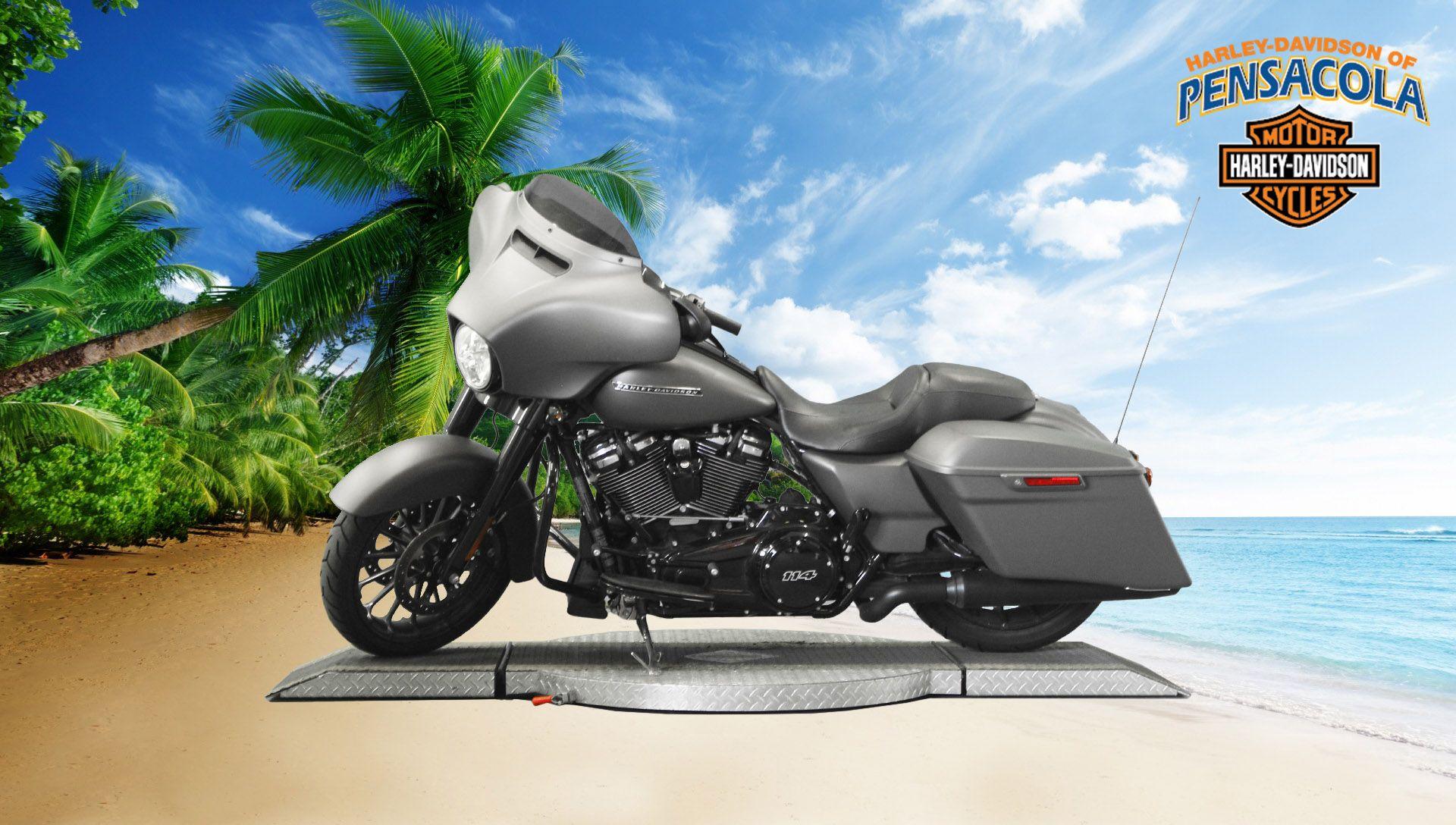 Pre-Owned 2019 Harley-Davidson Street Glide Special FLHXS