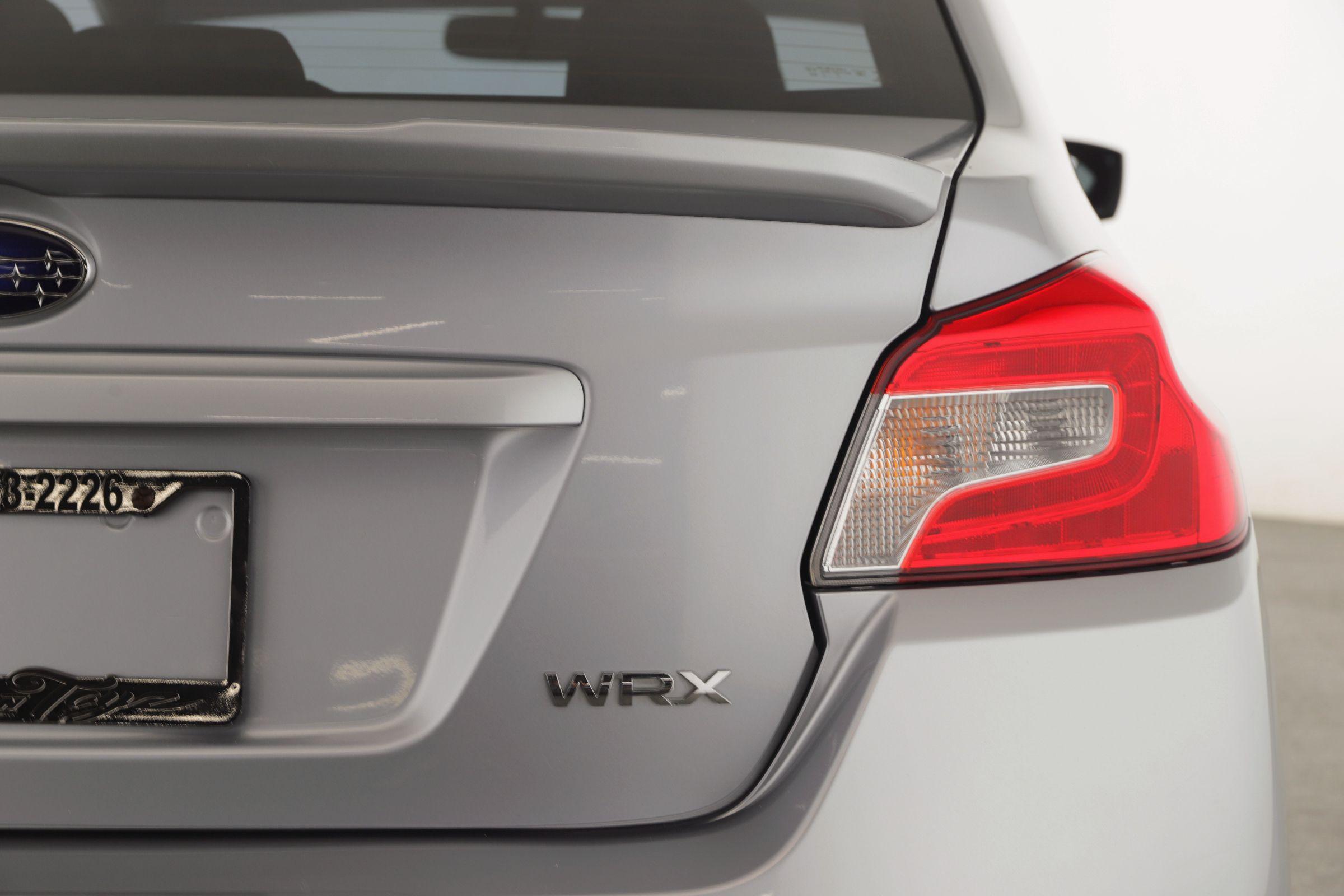 Pre-Owned 2016 Subaru WRX