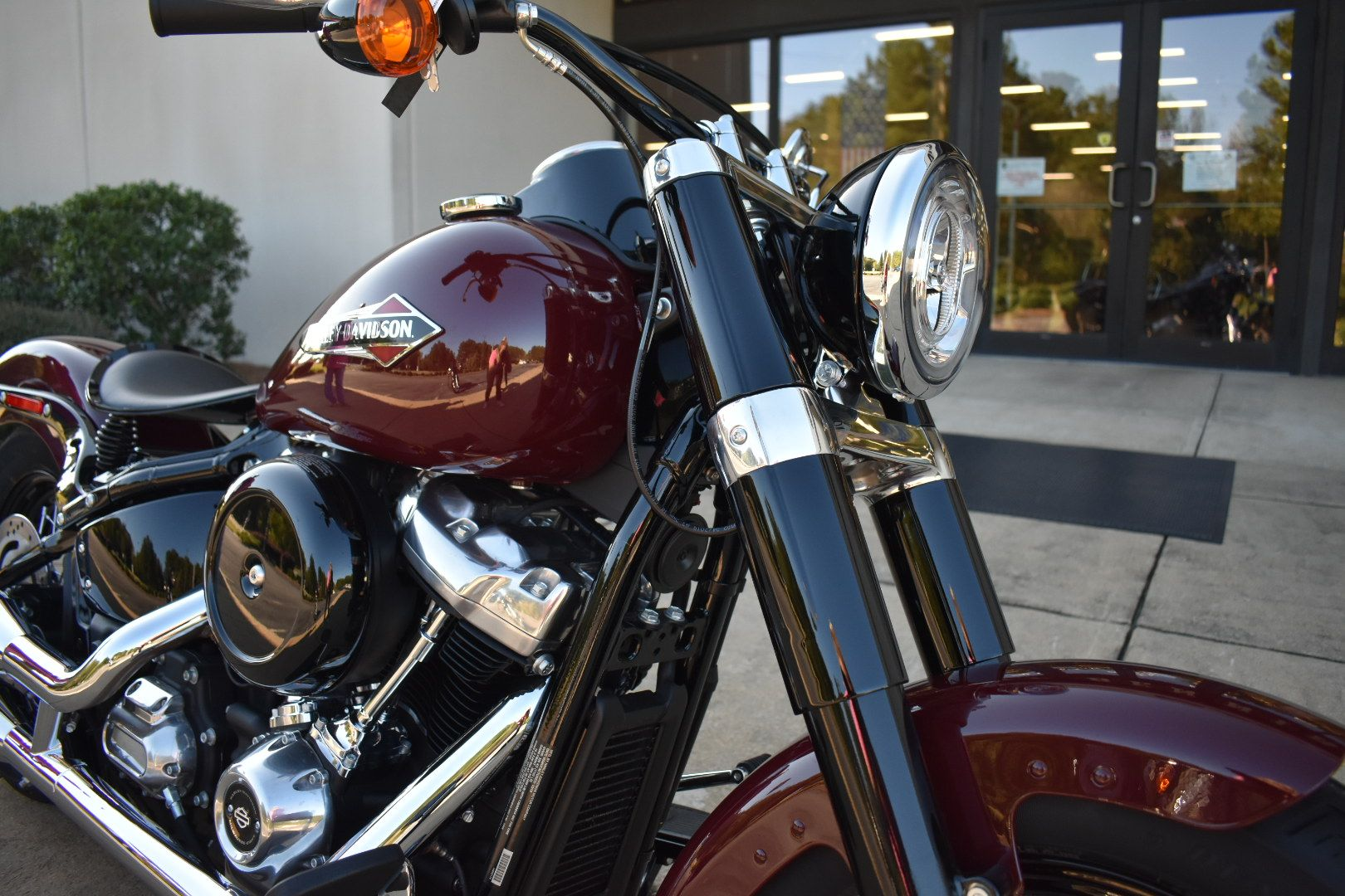 New 2020 Harley-Davidson Softail Slim FLSL