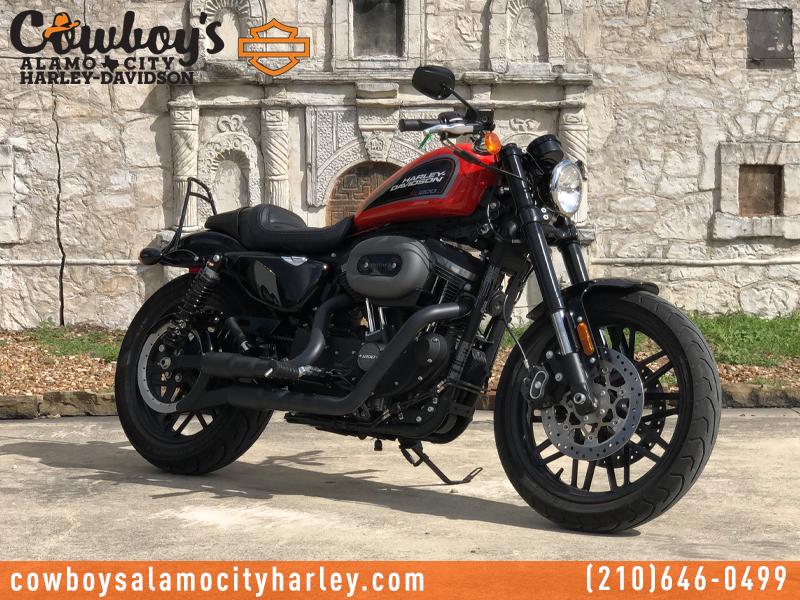 2020 Harley-Davidson Roadster
