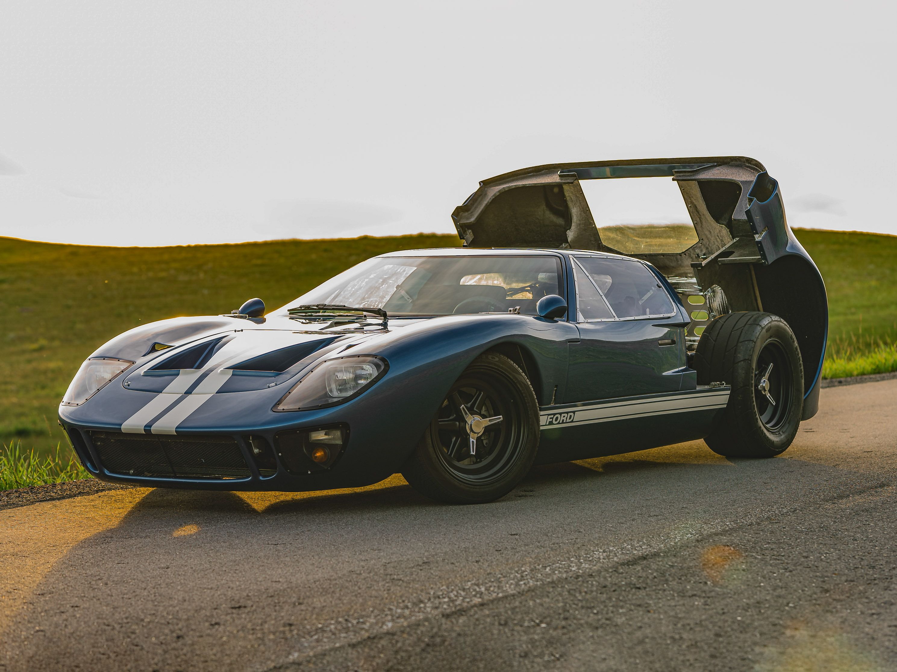 Pre-Owned 1965 Ford GT40 KVA Kit (2017 Build)