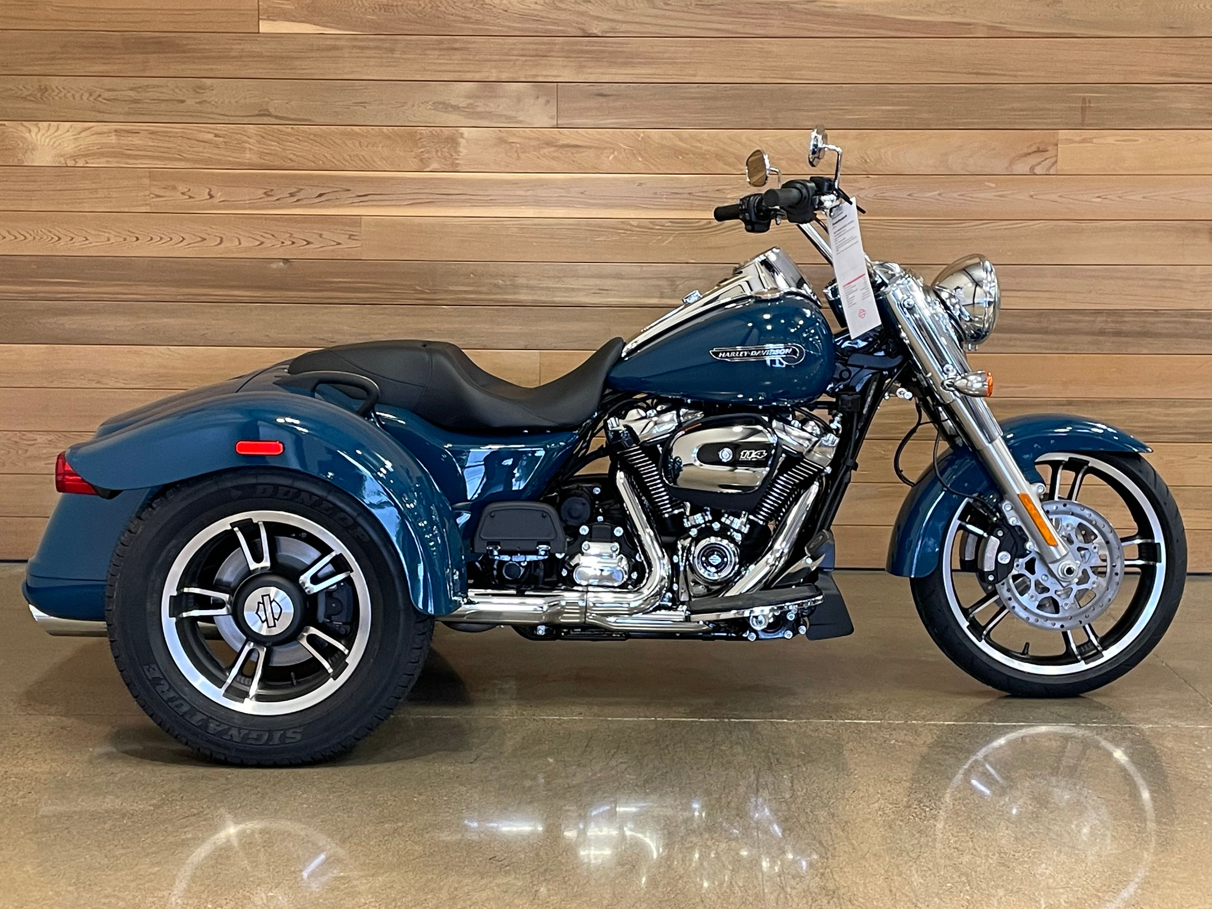 2021 Harley-Davidson Freewheeler