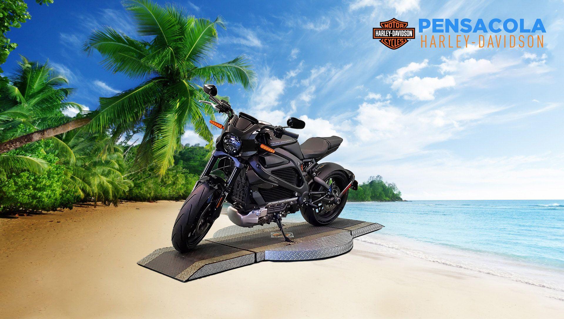 New 2020 Harley-Davidson LiveWire ELW