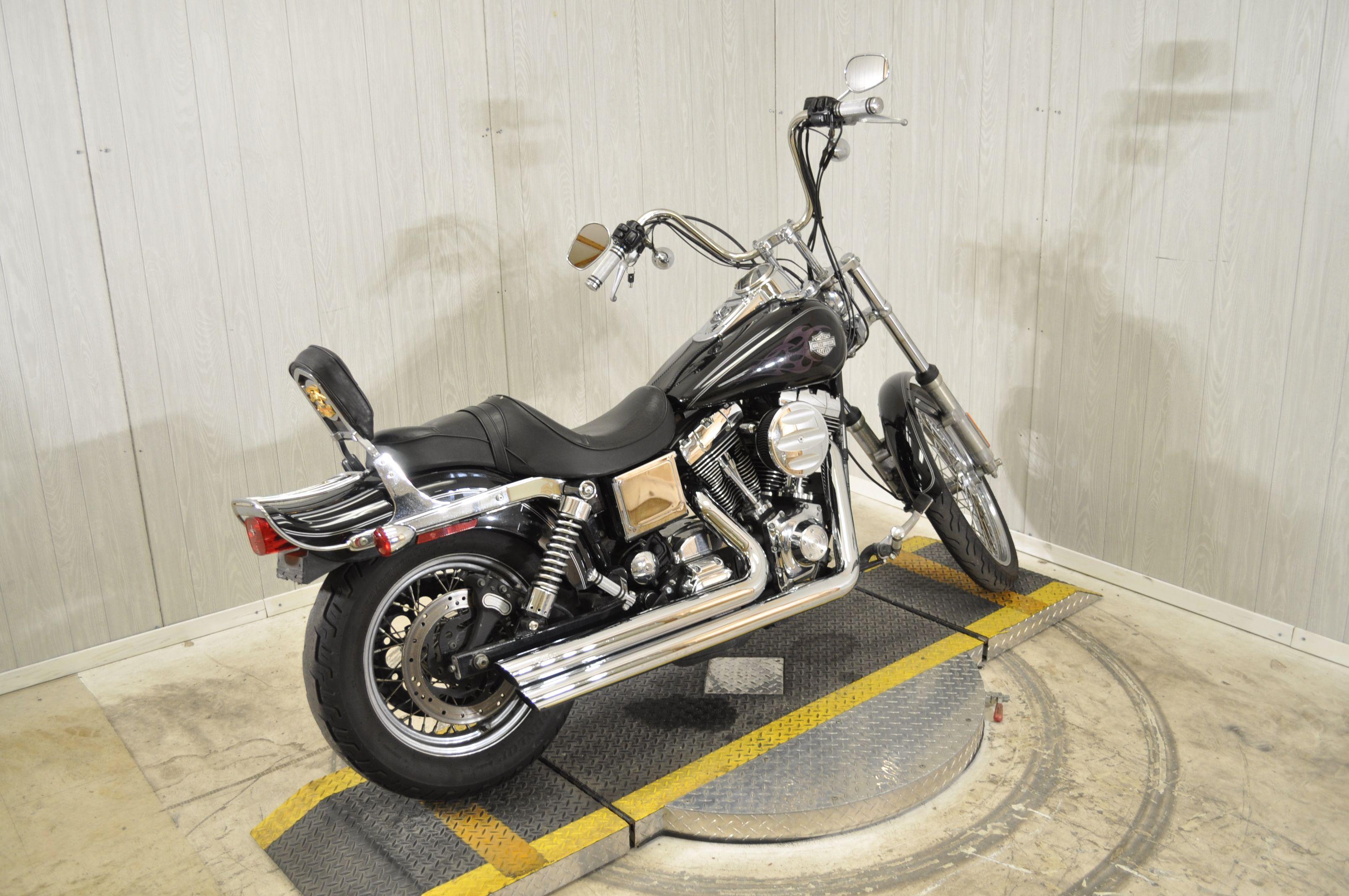 Pre-Owned 2005 Harley-Davidson Wide Glide FXDWG