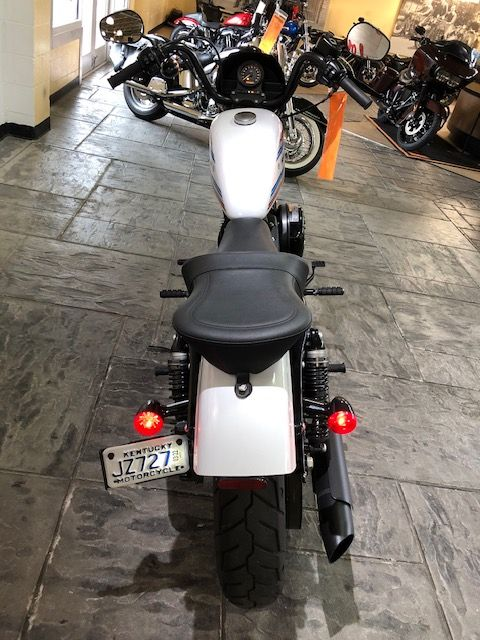 Pre-Owned 2021 Harley-Davidson Iron 1200