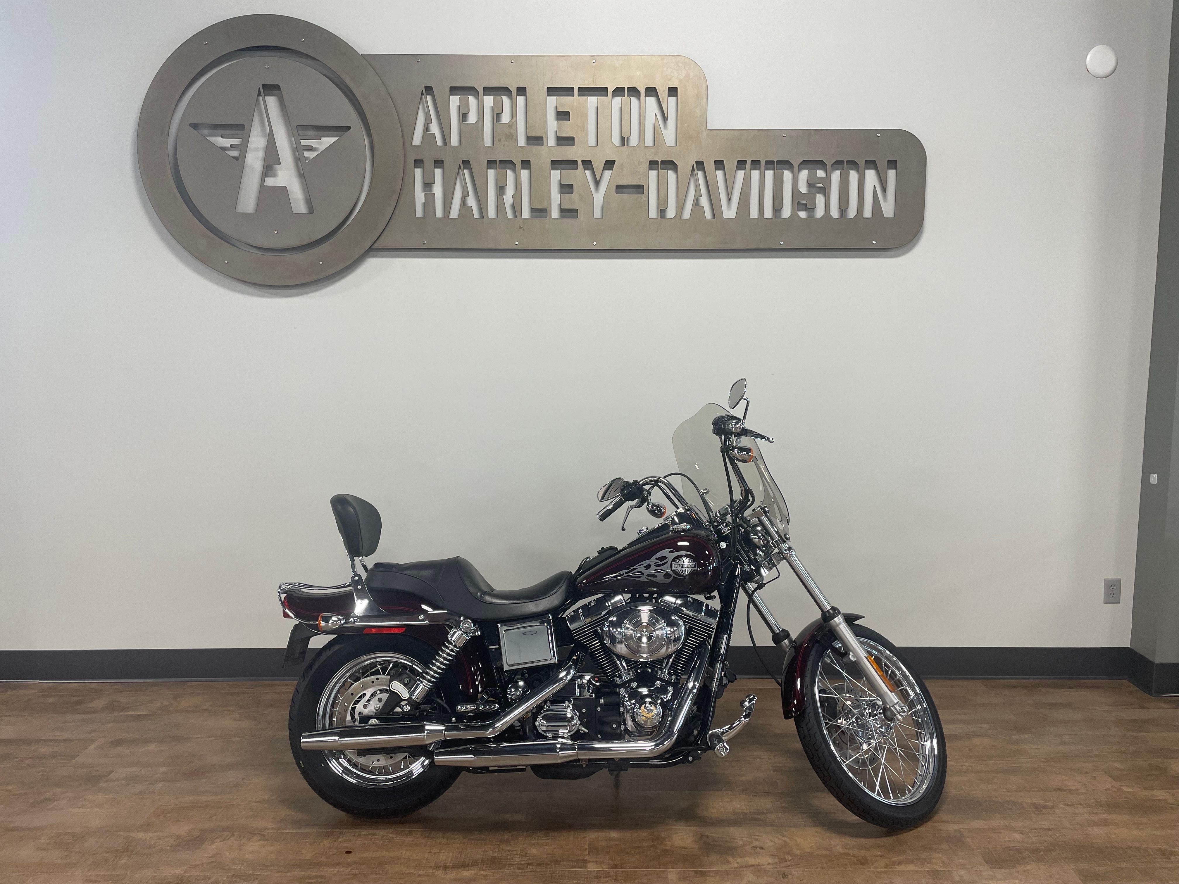 2005 Harley-Davidson Wide Glide