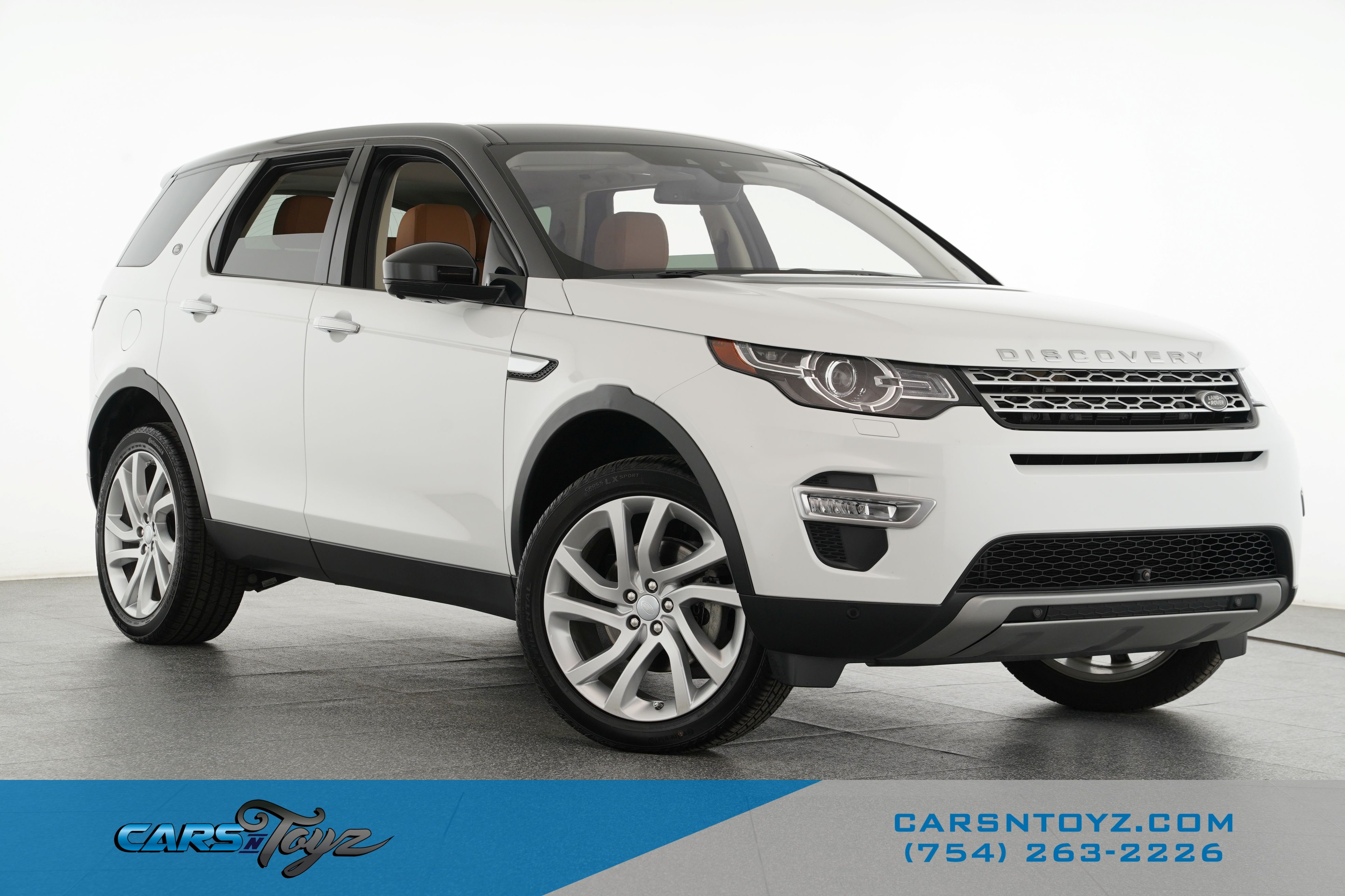2019 Land Rover Discovery Sport HSE Luxury Four Wheel Drive Sport Utility