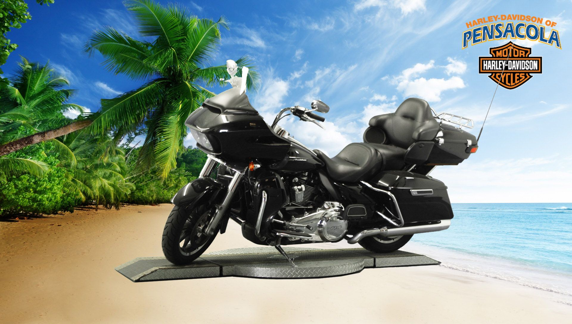 Pre-Owned 2019 Harley-Davidson Road Glide Ultra FLTRU