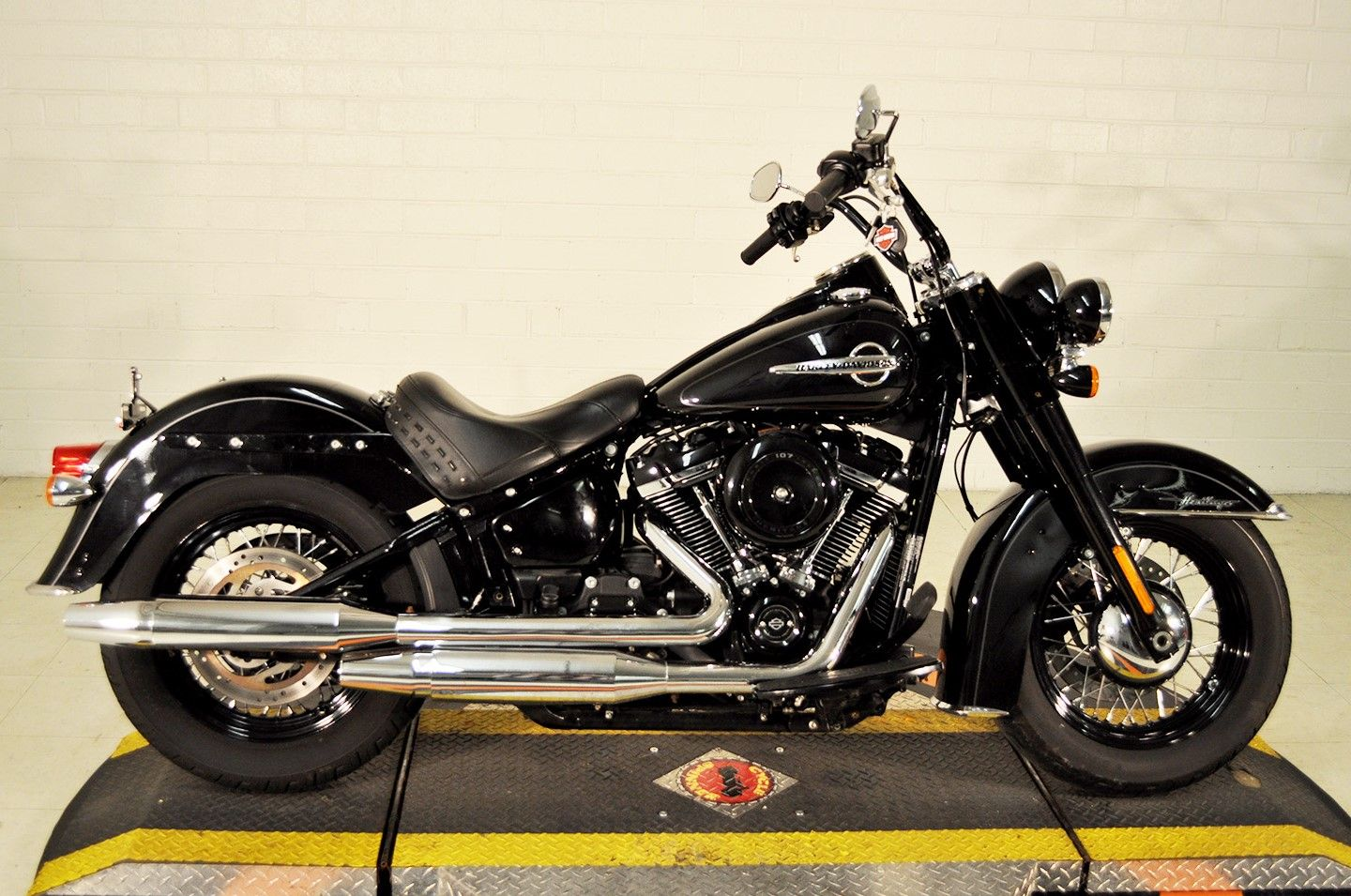 Pre-Owned 2019 Harley-Davidson Heritage Classic