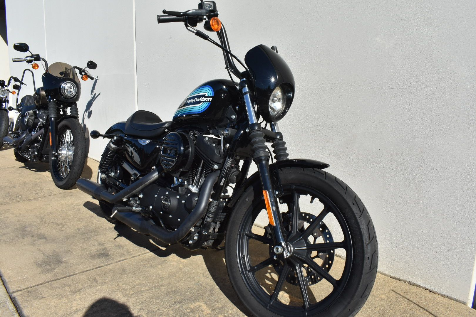 Certified Pre-Owned 2019 Harley-Davidson Iron 1200 XL1200NS