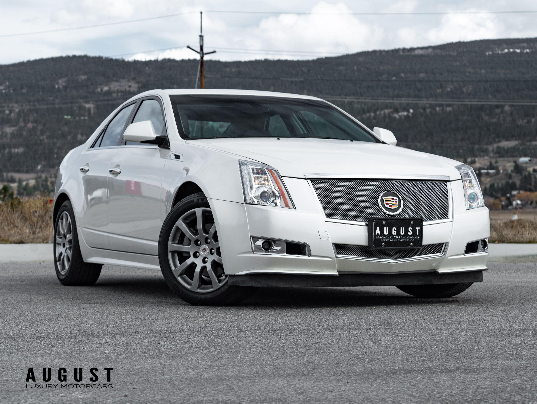 Pre-Owned 2013 Cadillac CTS Sedan Luxury