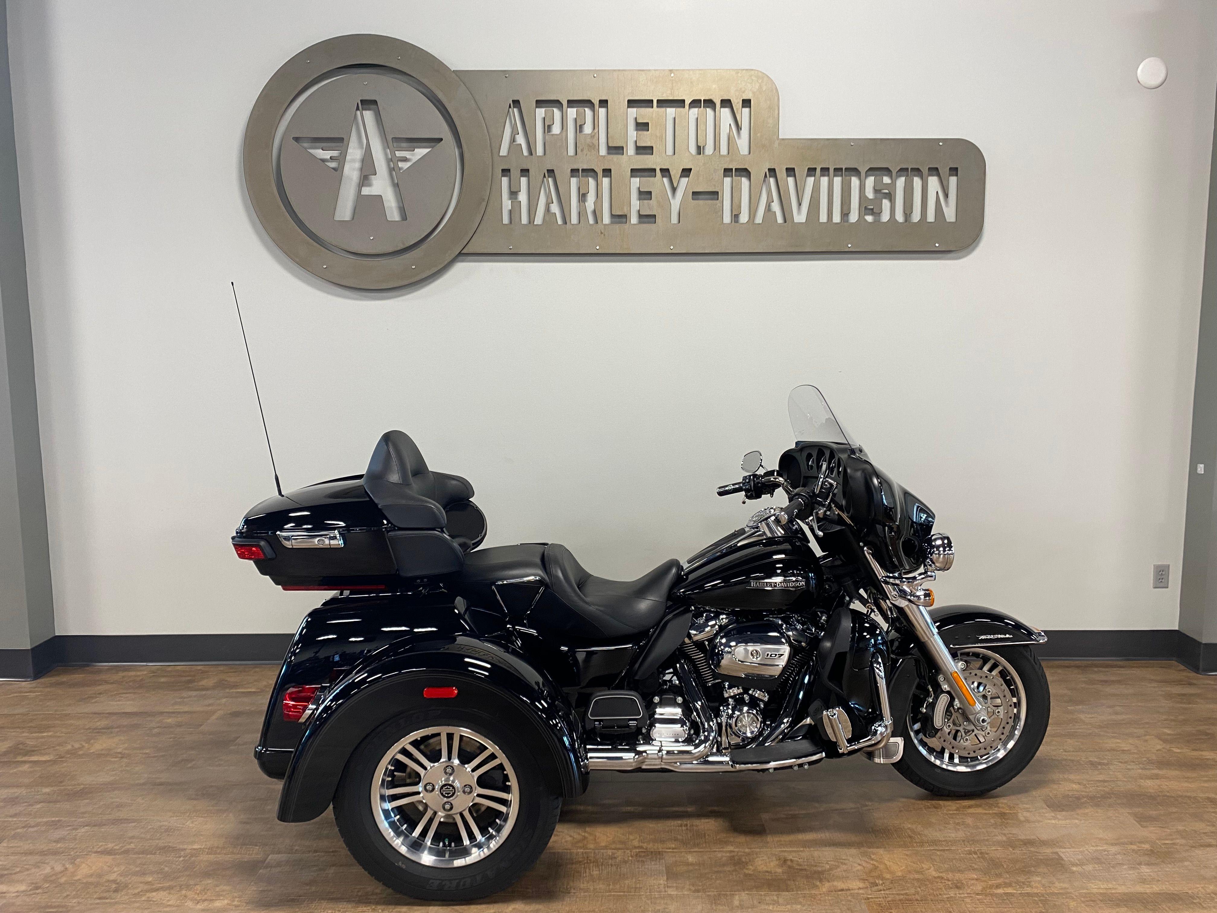 2018 Harley-Davidson Tri Glide Ultra Classic