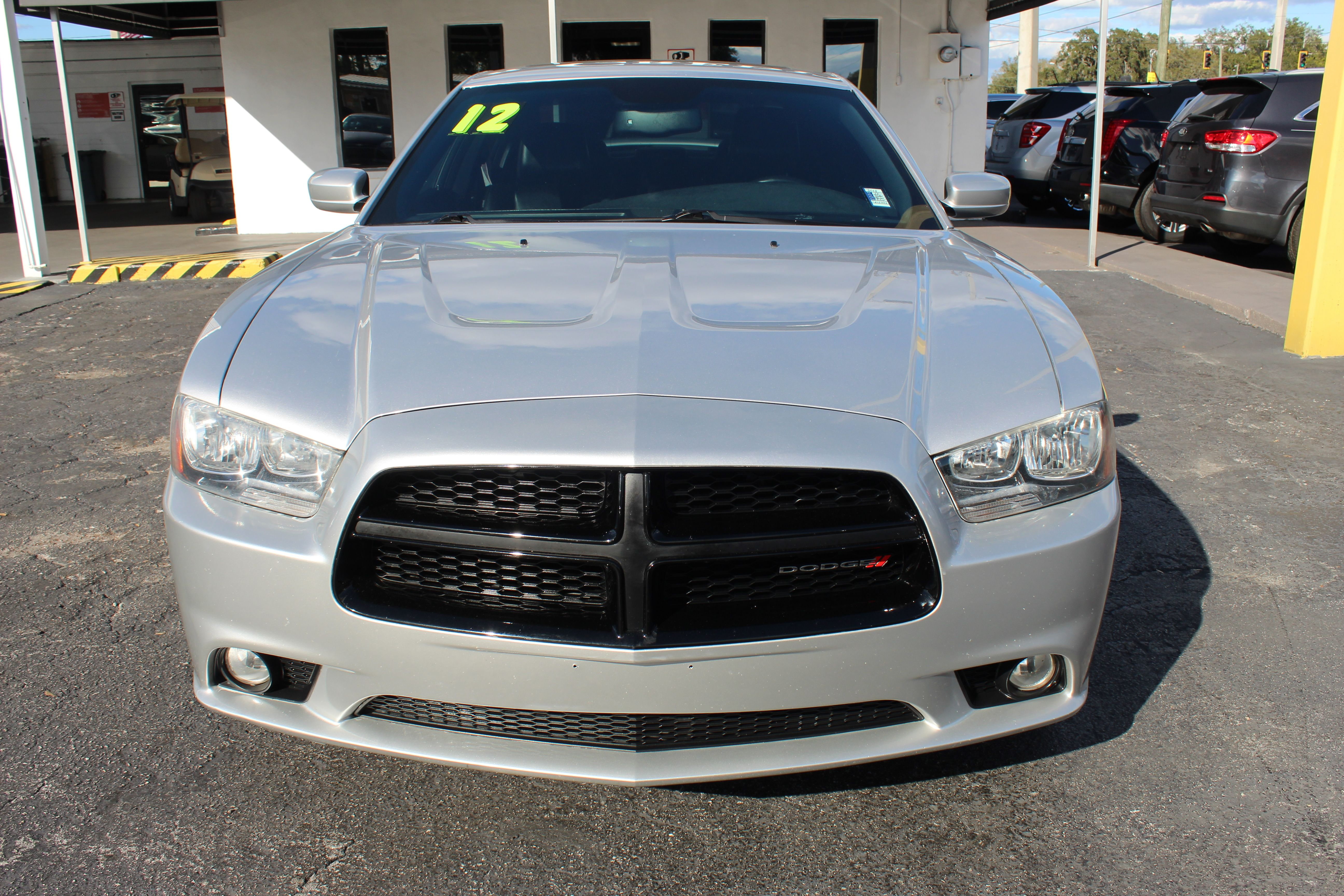 Pre-Owned 2012 DODGE Charger SXT Plus