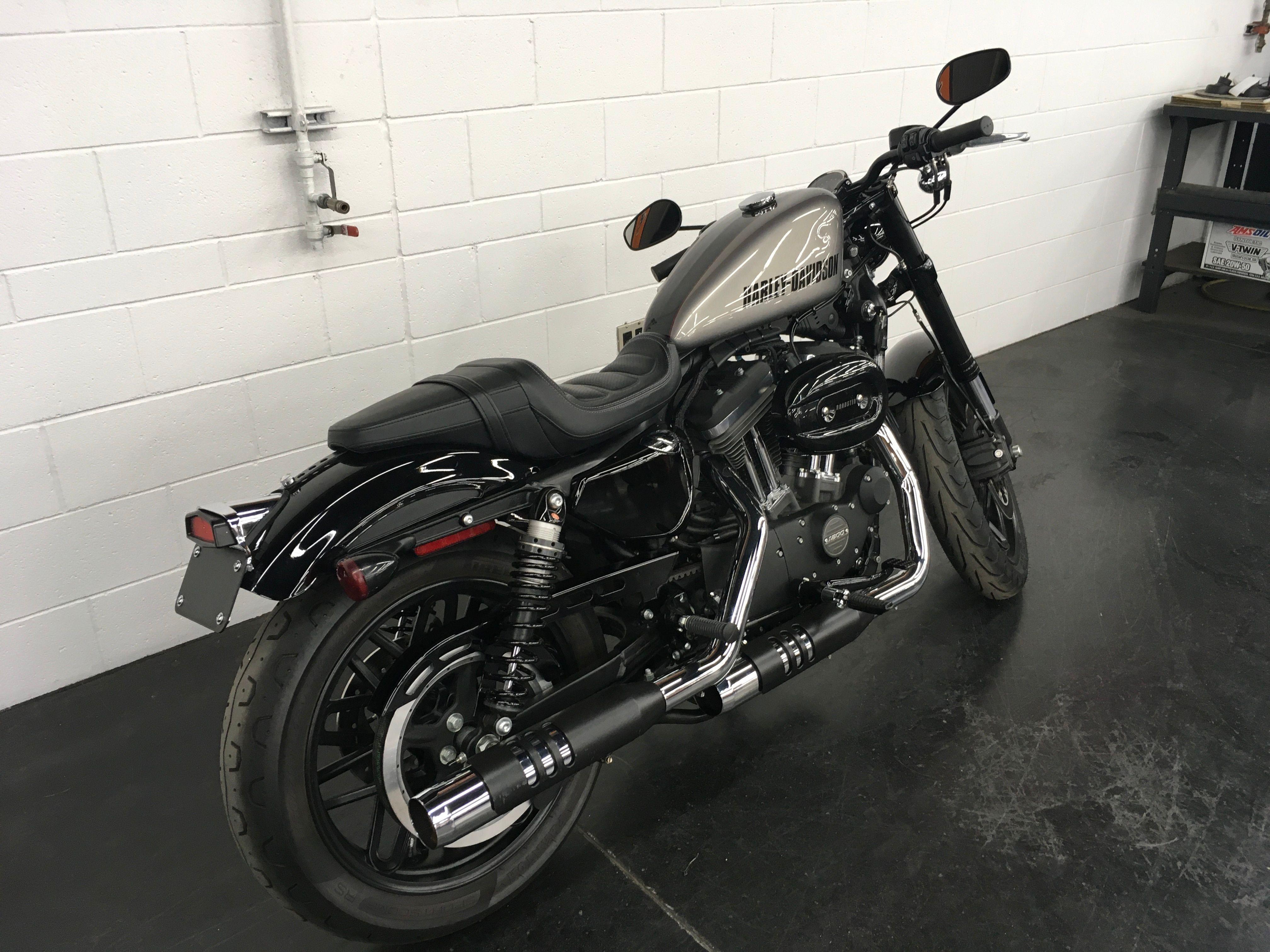 Pre-Owned 2016 Harley-Davidson Roadster