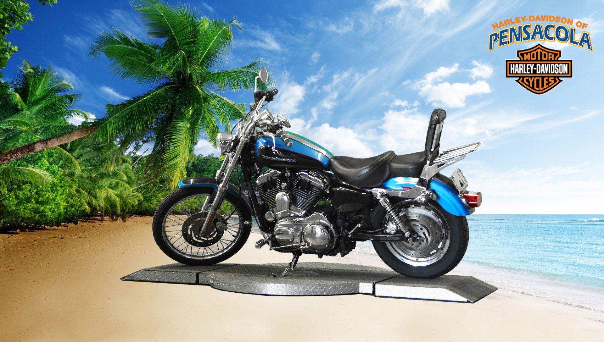 Pre-Owned 2004 Harley-Davidson 1200 Custom XL1200C