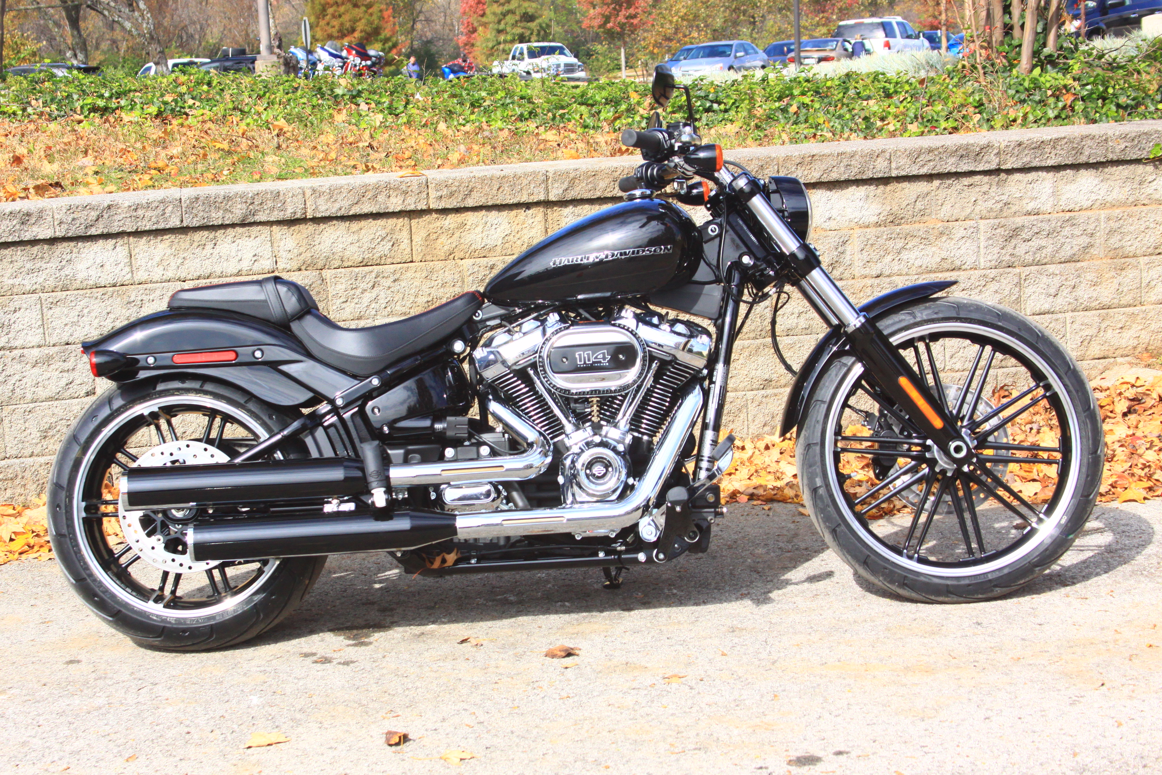 d40123a60a New 2019 HARLEY DAVIDSON Breakout 114 in Franklin #T066631 ...
