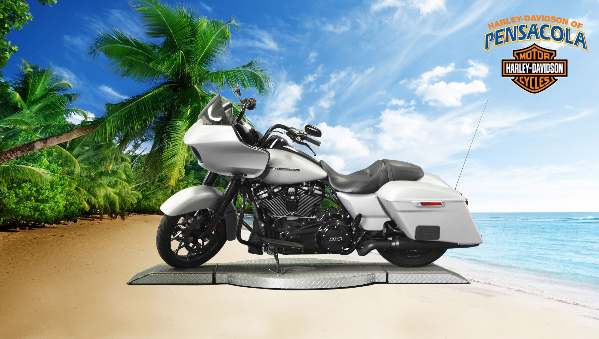 Pre-Owned 2020 Harley-Davidson Road Glide Special FLTRXS