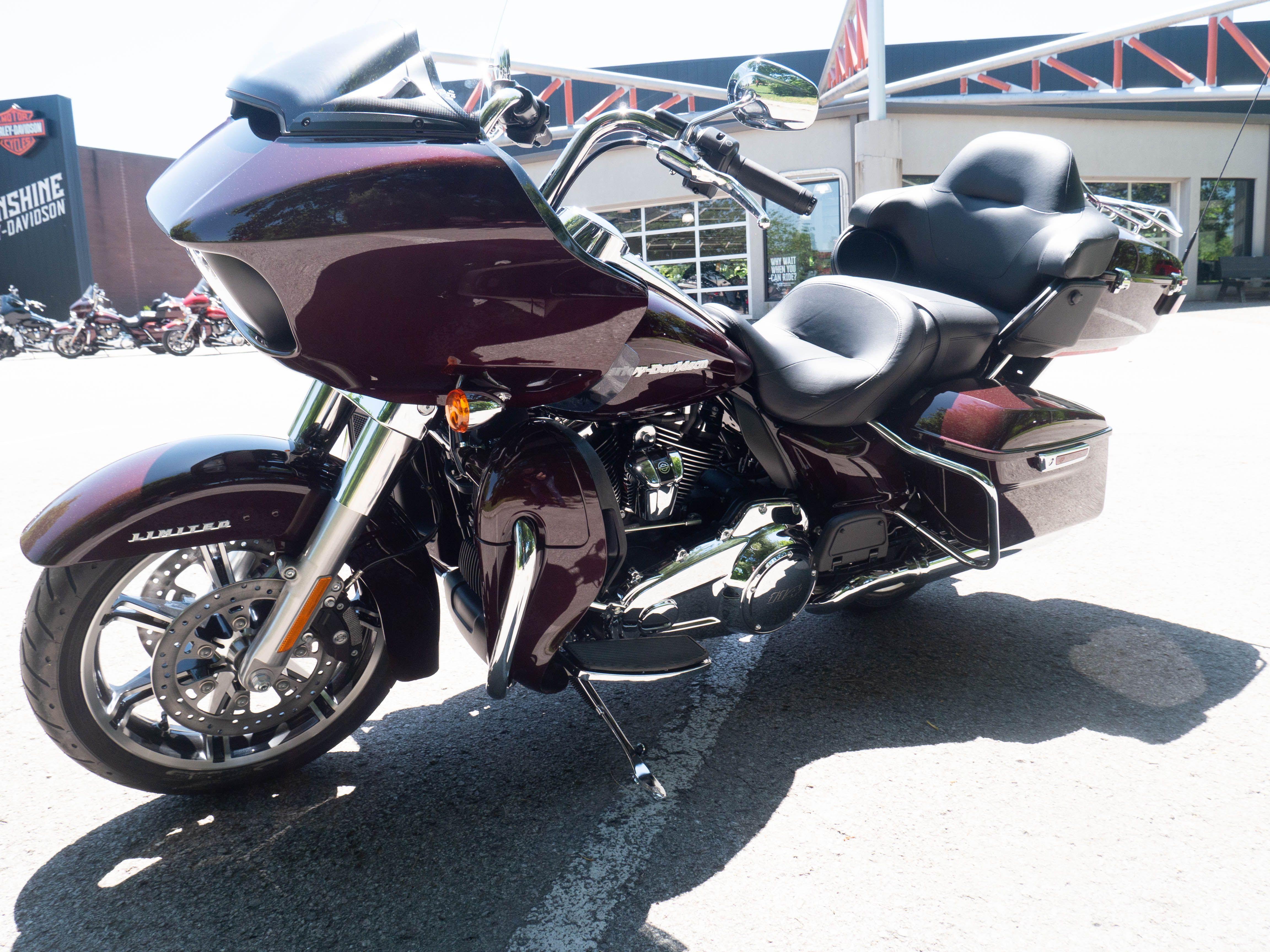 New 2021 Harley-Davidson Road Glide Limited