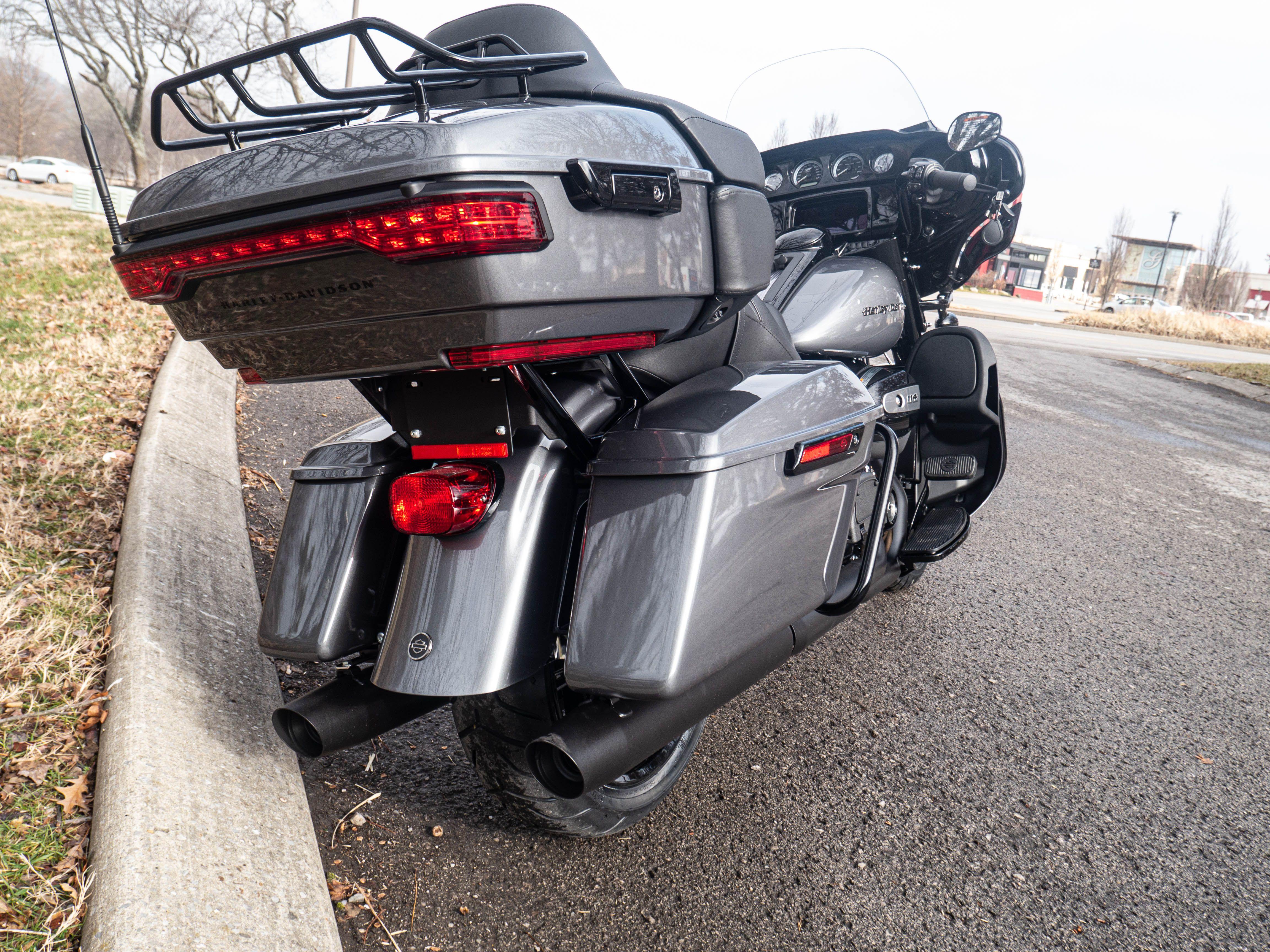 New 2021 Harley-Davidson