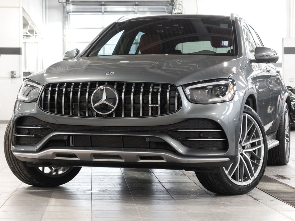 2021 Mercedes-Benz GLC43 AMG 4MATIC SUV