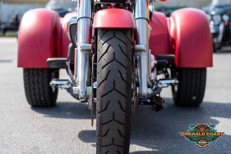 New 2019 Harley-Davidson Freewheeler FLRT