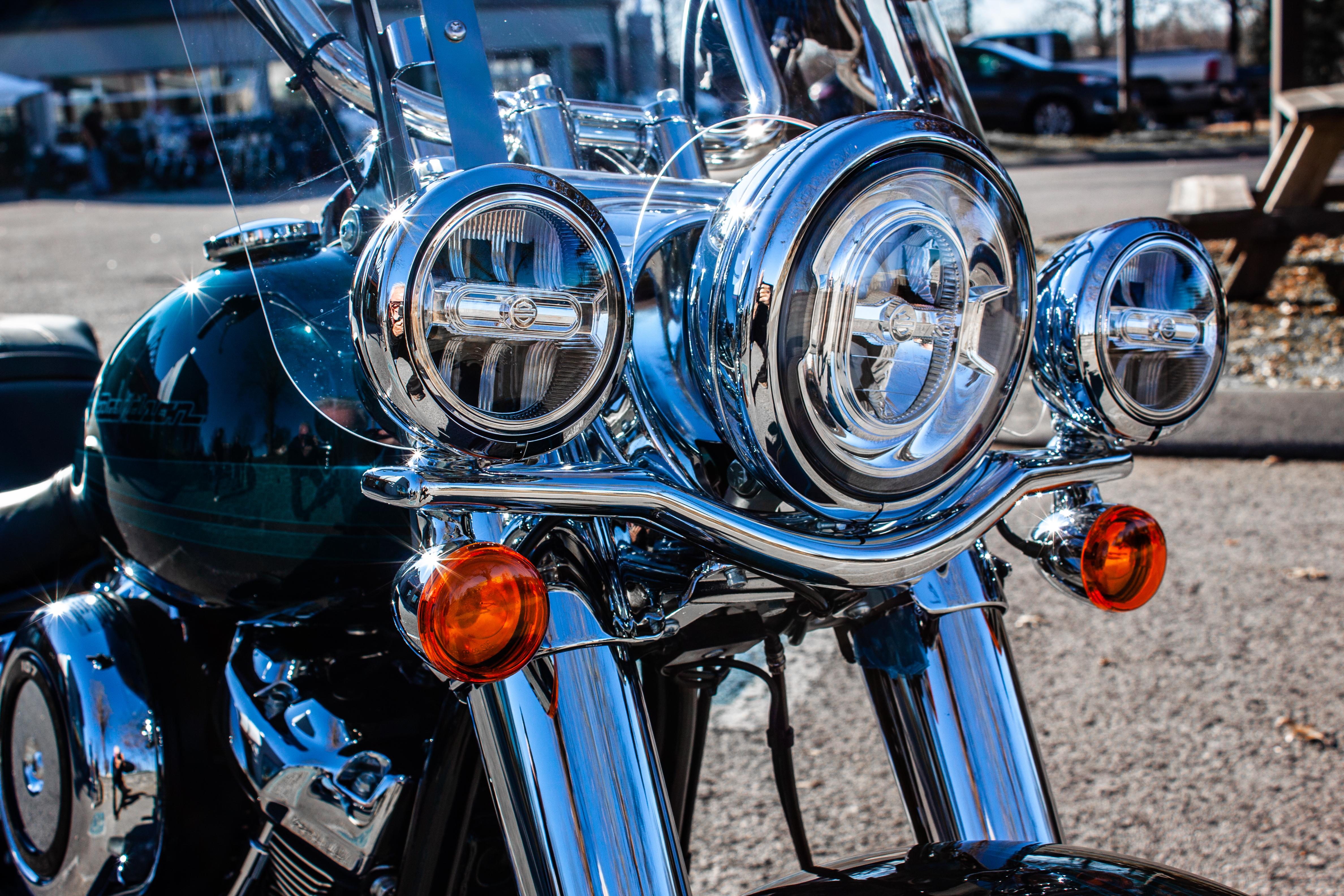 New 2020 Harley-Davidson Heritage Classic