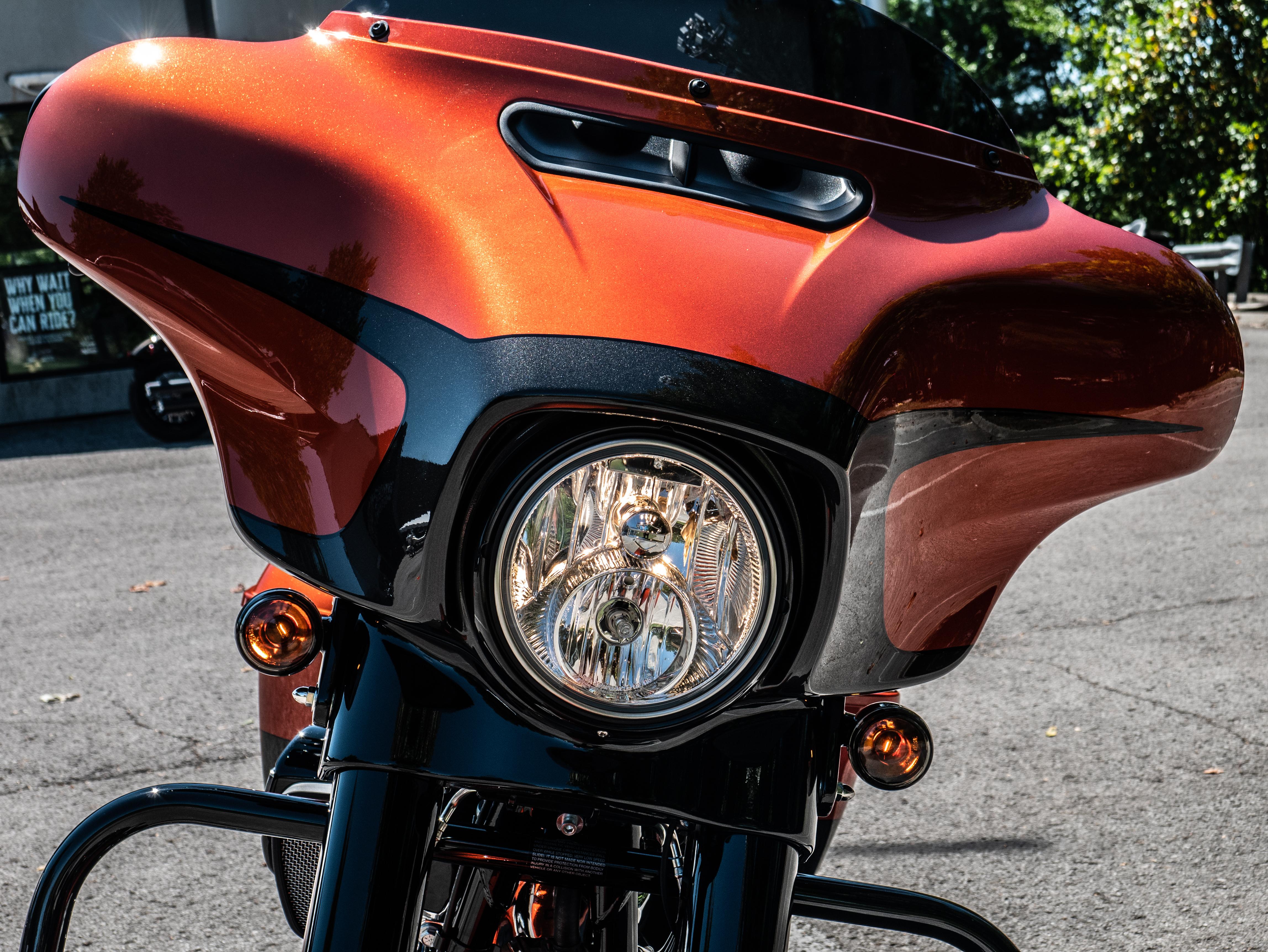 New 2020 Harley-Davidson FLHXS
