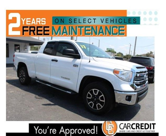 Pre-Owned 2017 Toyota Tundra 2WD SR