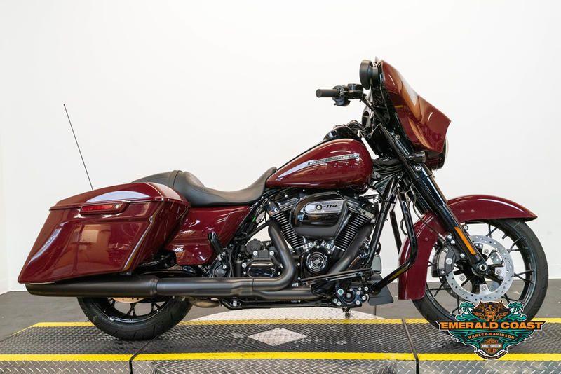 New 2020 Harley-Davidson Street Glide Special FLHXS