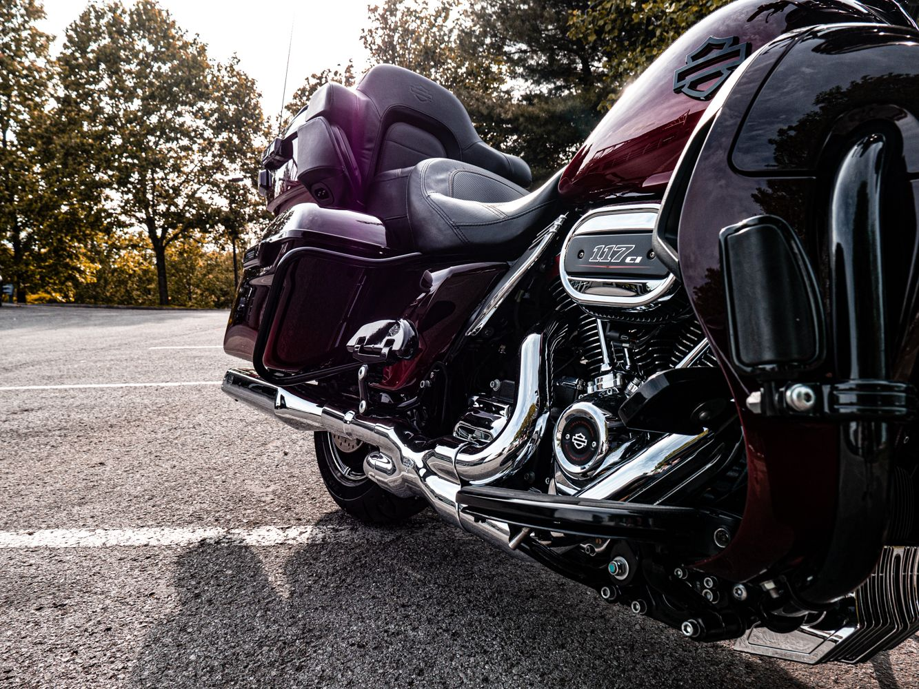Pre-Owned 2018 Harley-Davidson CVO Limited