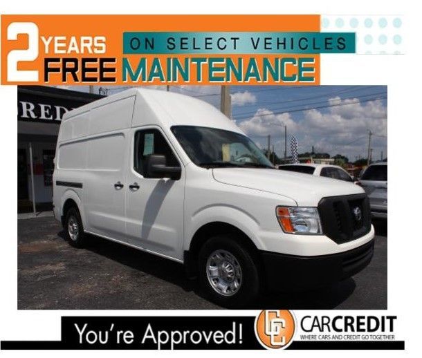Pre-Owned 2020 Nissan NV Cargo SV