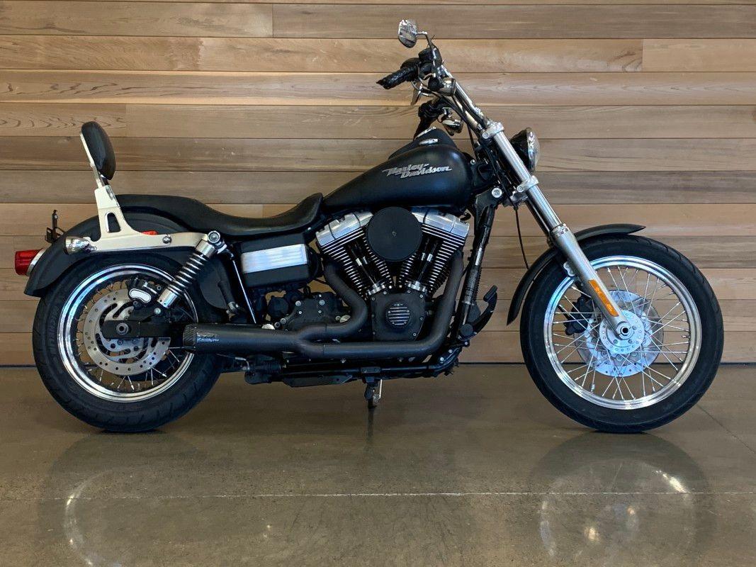 2008 Harley-Davidson Street Bob