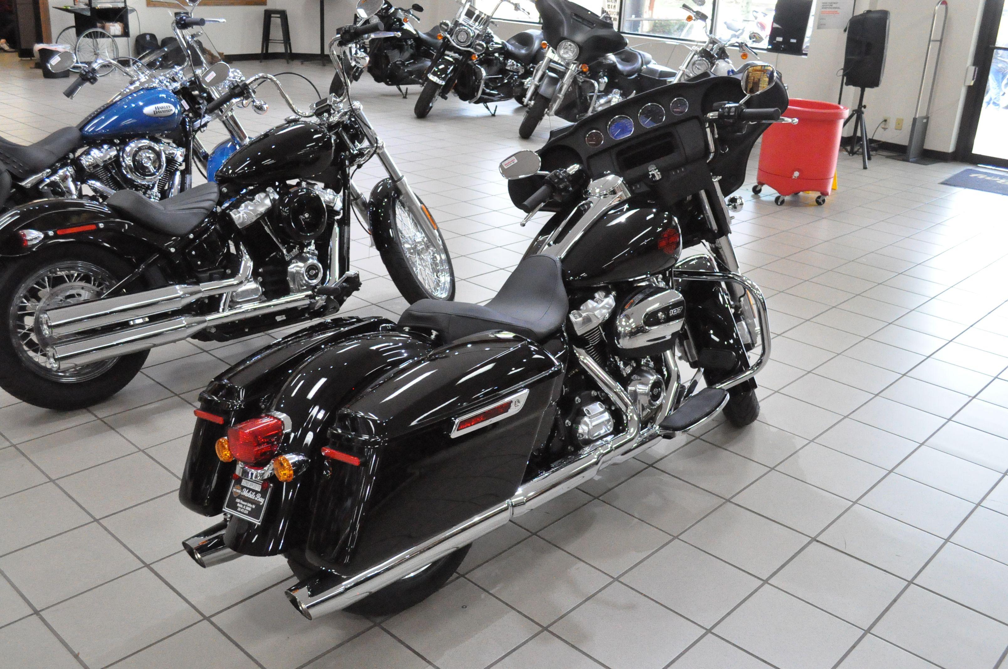 New 2021 Harley-Davidson Electra Glide Standard FLHT