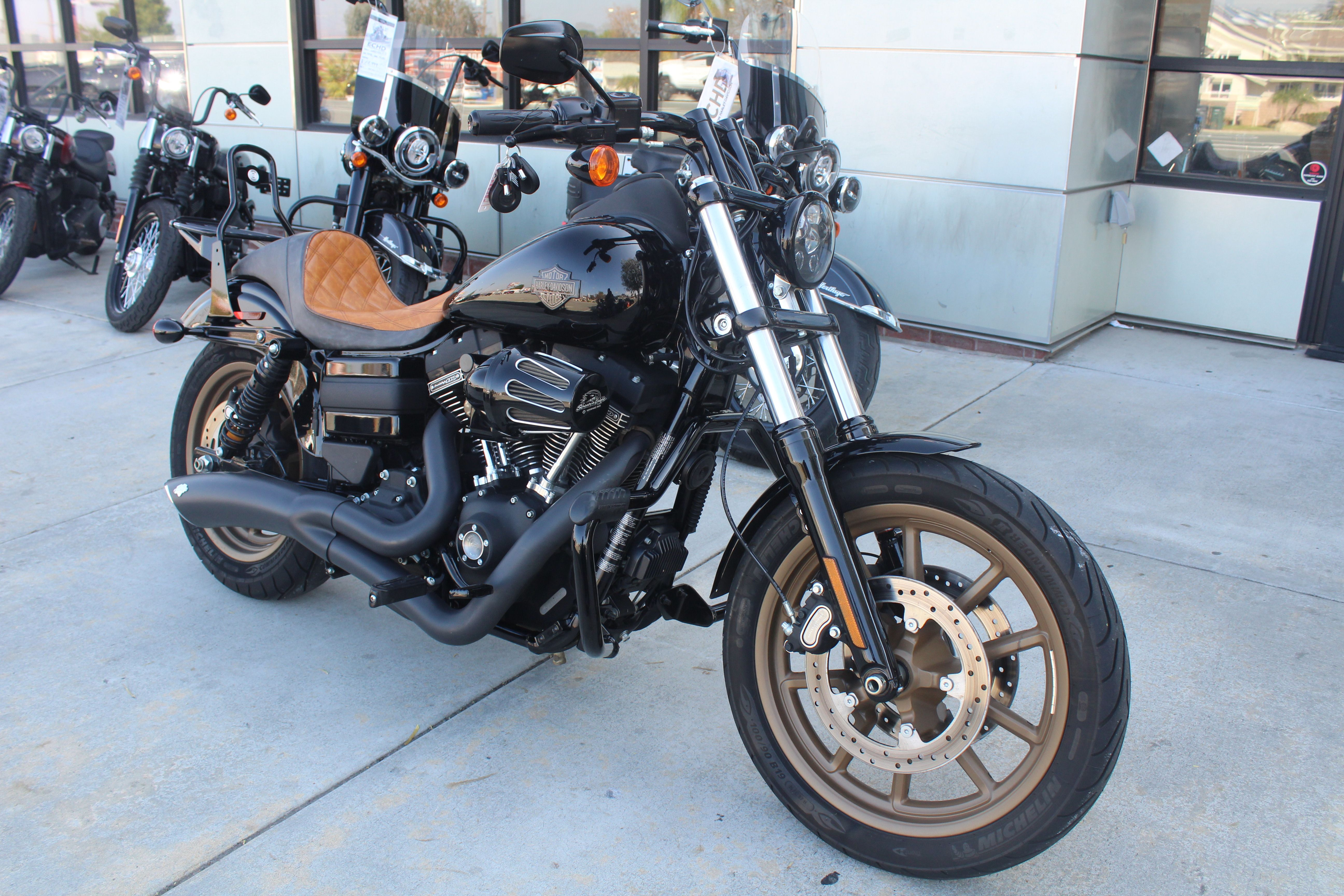 Pre-Owned 2017 Harley-Davidson Low Rider S