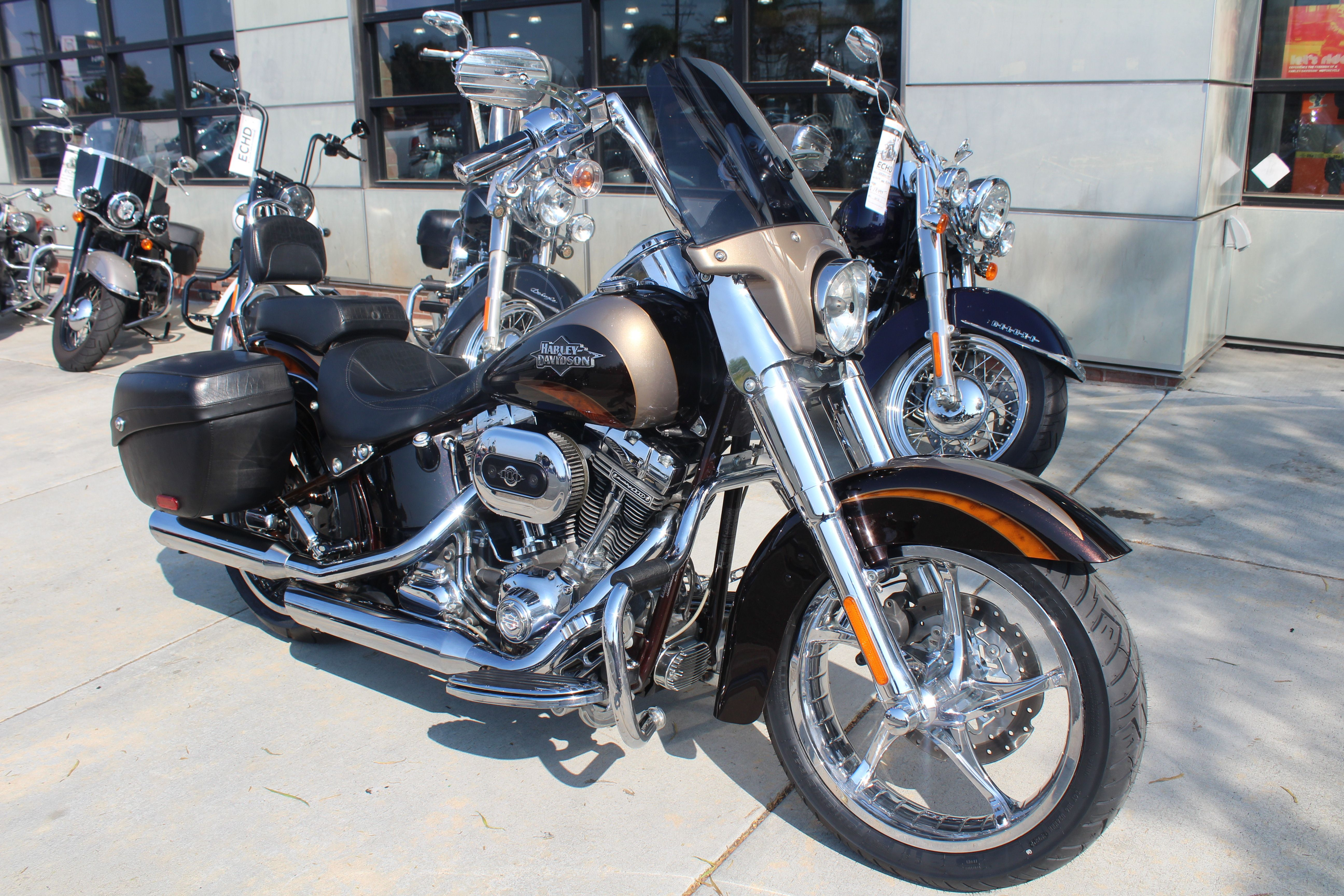 Pre-Owned 2011 Harley-Davidson CVO Softail Convertible
