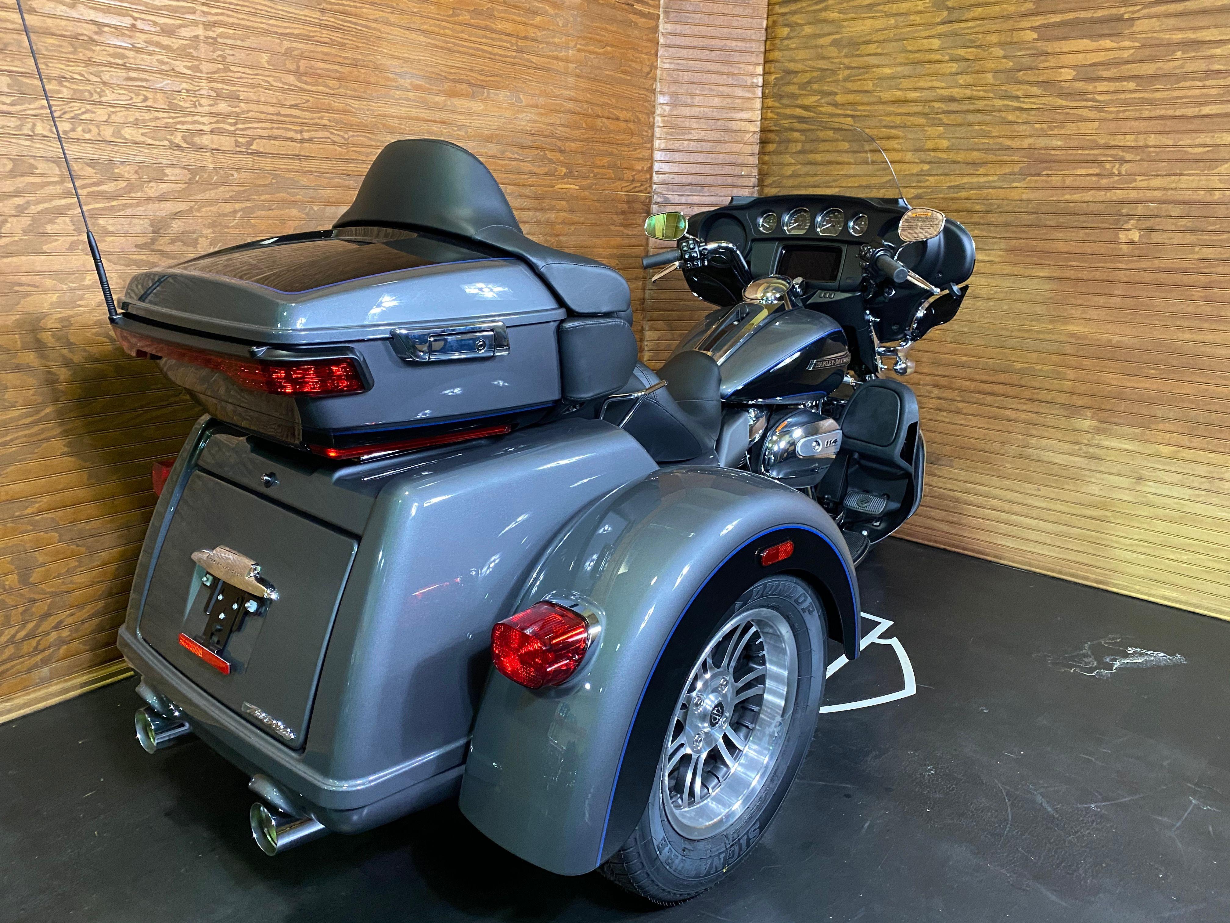 New 2021 Harley-Davidson Tri Glide Ultra