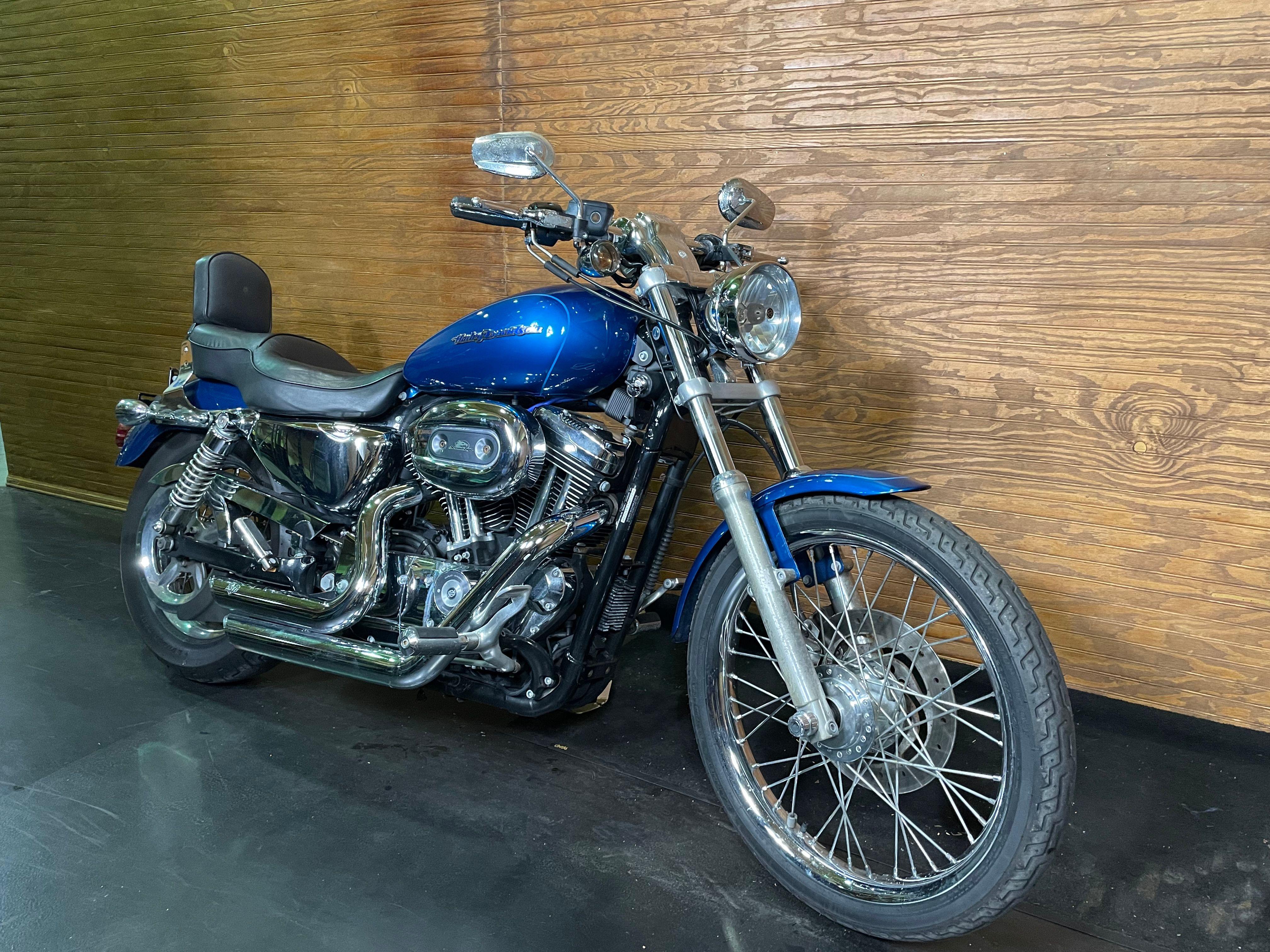 Pre-Owned 2005 Harley-Davidson 1200 Custom
