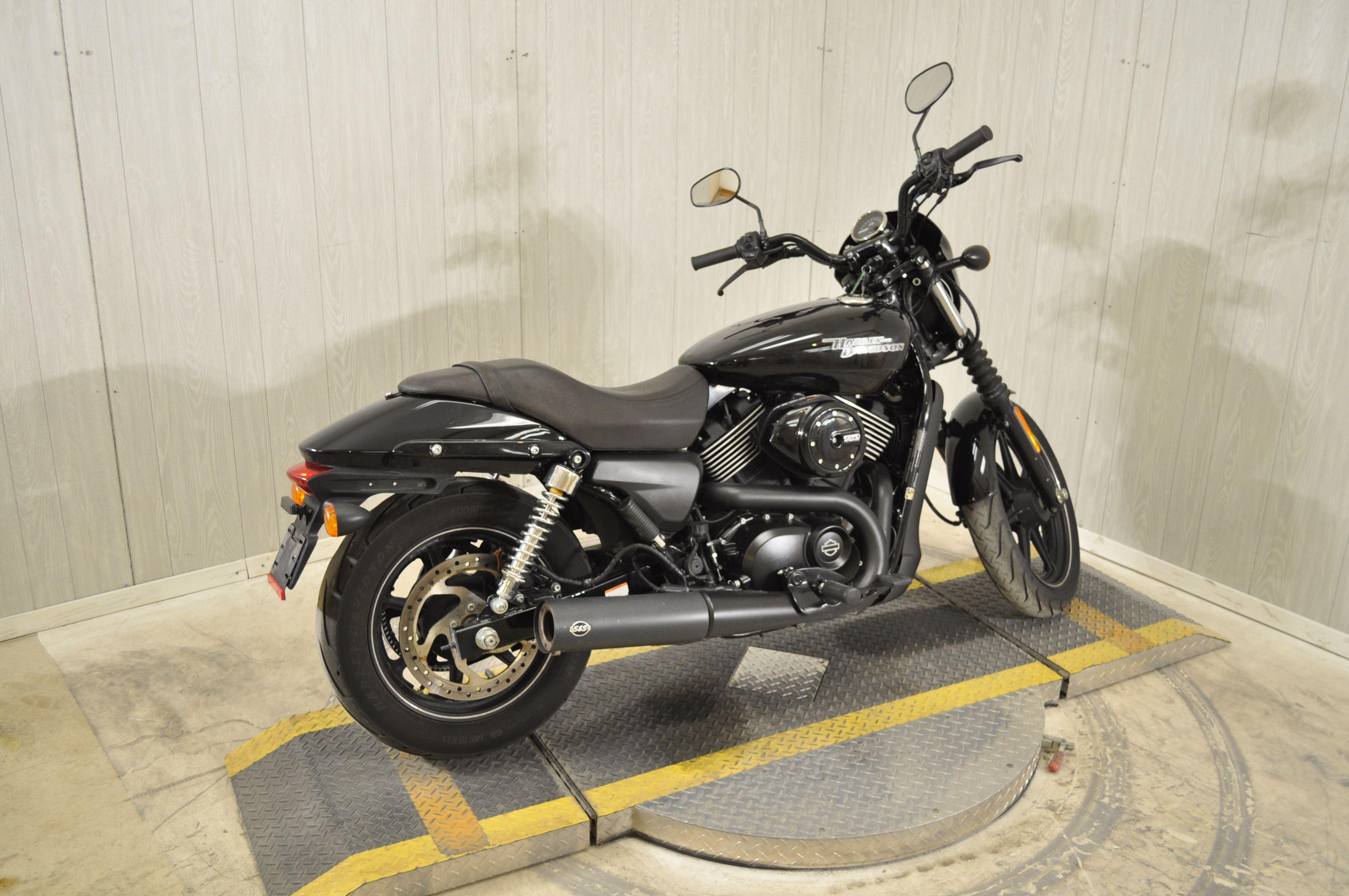Pre-Owned 2019 Harley-Davidson Street 750 XG750