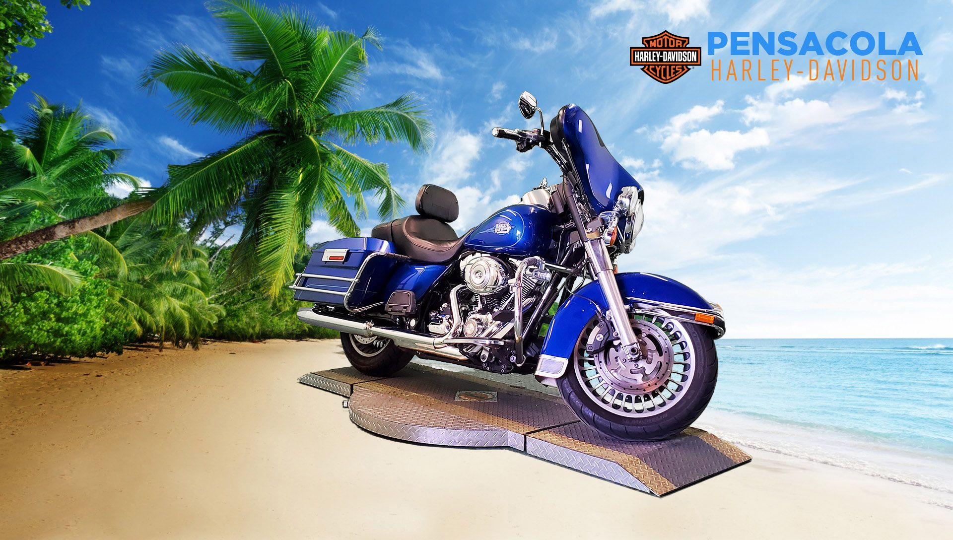 Pre-Owned 2009 Harley-Davidson Electra Glide Classic FLHTC