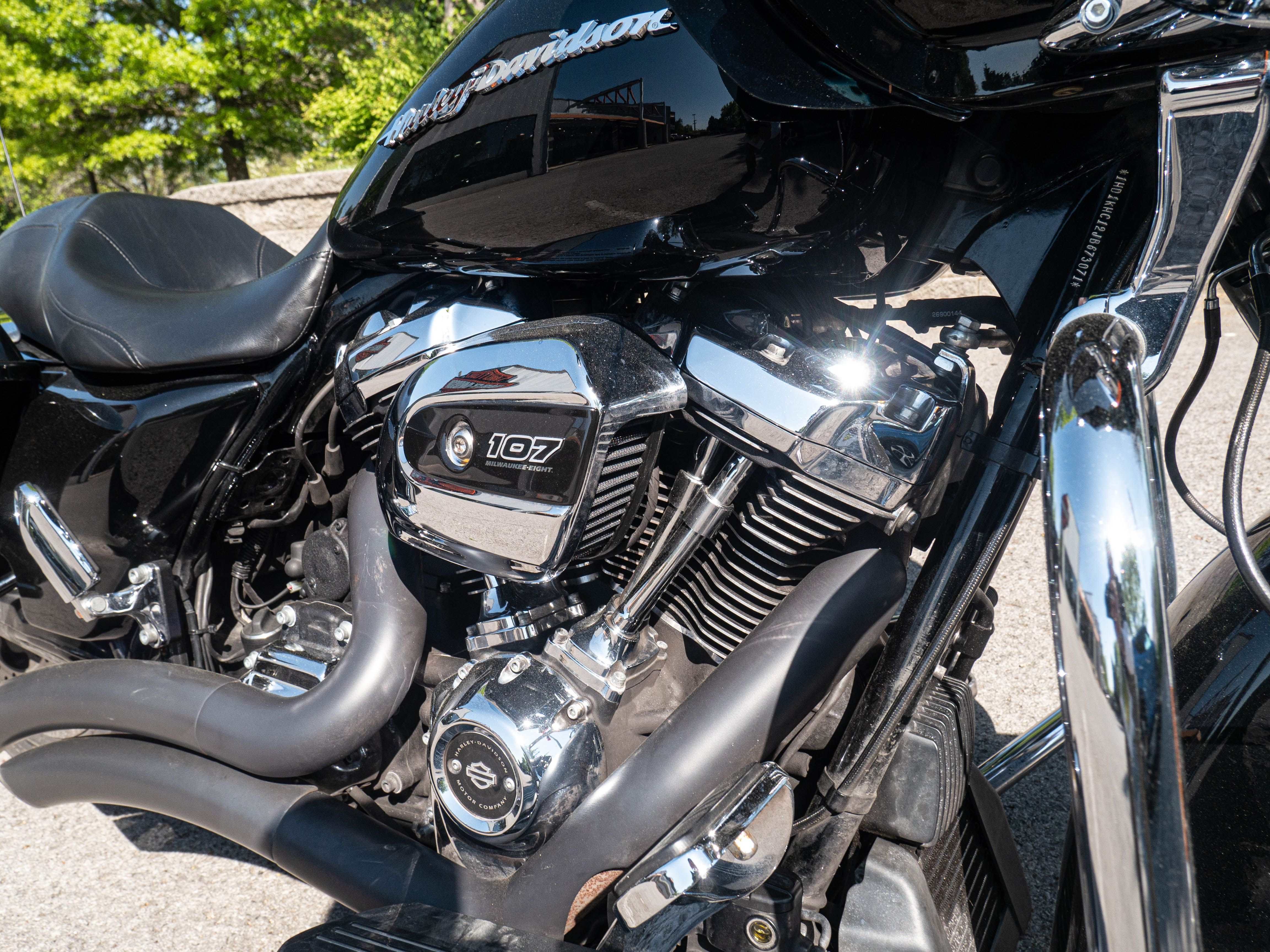 Pre-Owned 2018 Harley-Davidson Road Glide