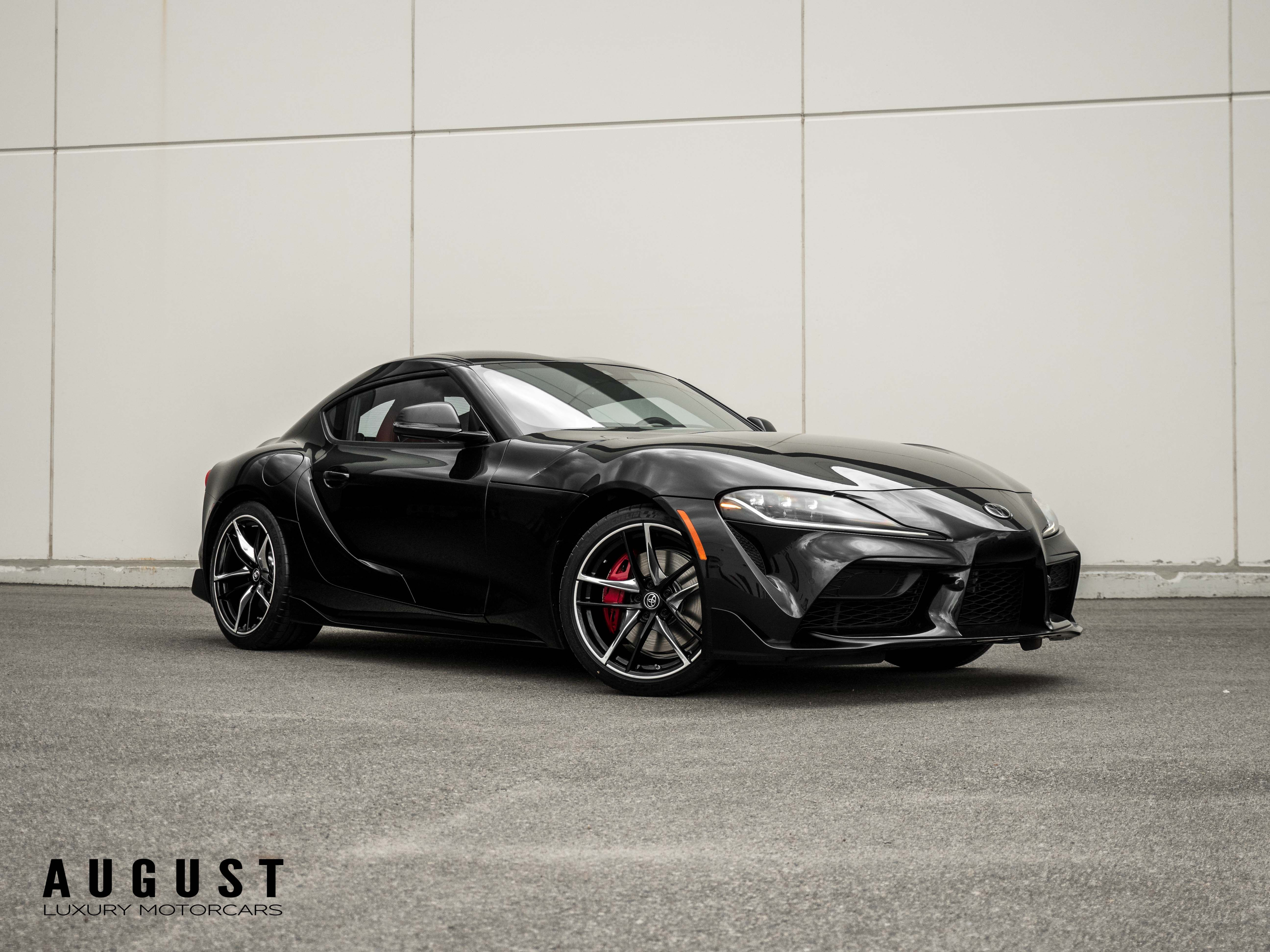 Pre-Owned 2020 Toyota Supra GR