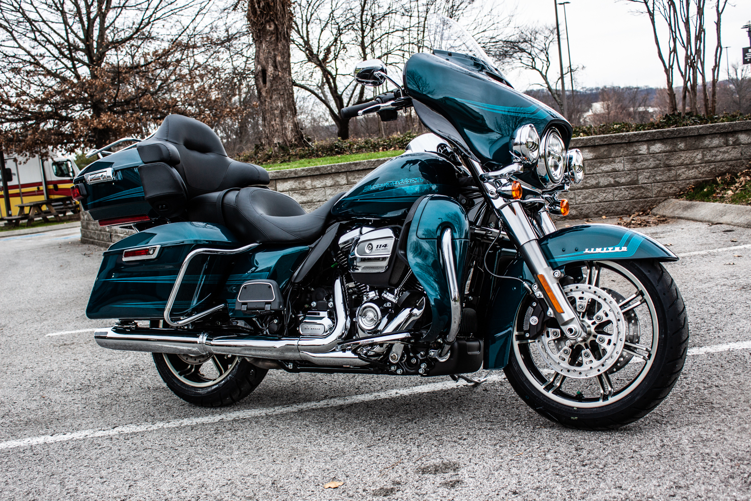 New 2020 Harley-Davidson Ultra Limited in Franklin # ...