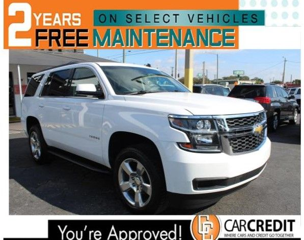 Pre-Owned 2015 Chevrolet Tahoe LT
