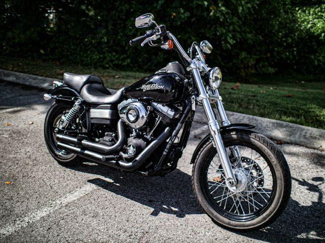 Pre-Owned 2012 Harley-Davidson Street Bob