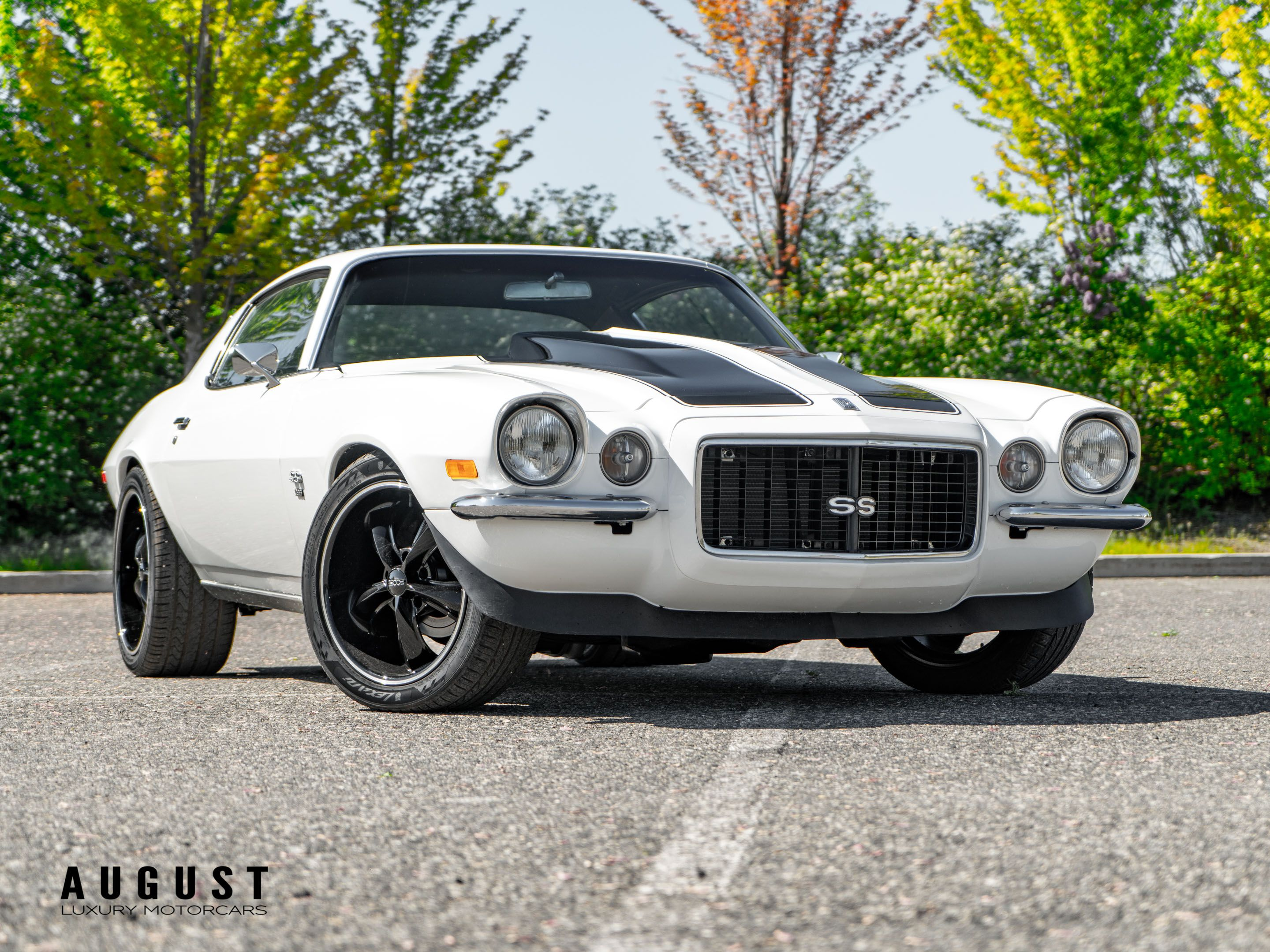 Pre-Owned 1970 Chevrolet Camaro SS WITH 502 CRATE ENGINE