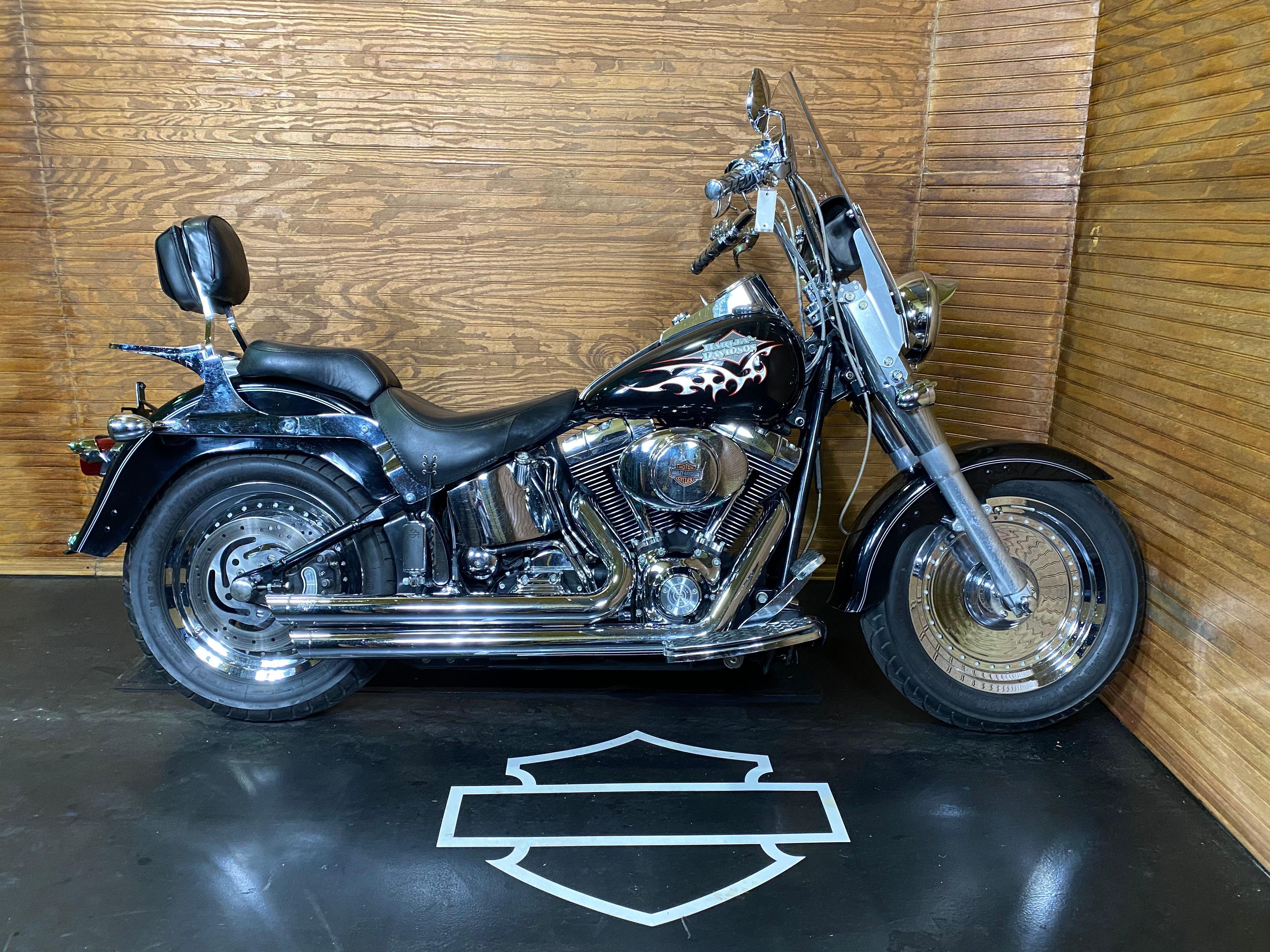 Pre-Owned 2005 Harley-Davidson Fat Boy